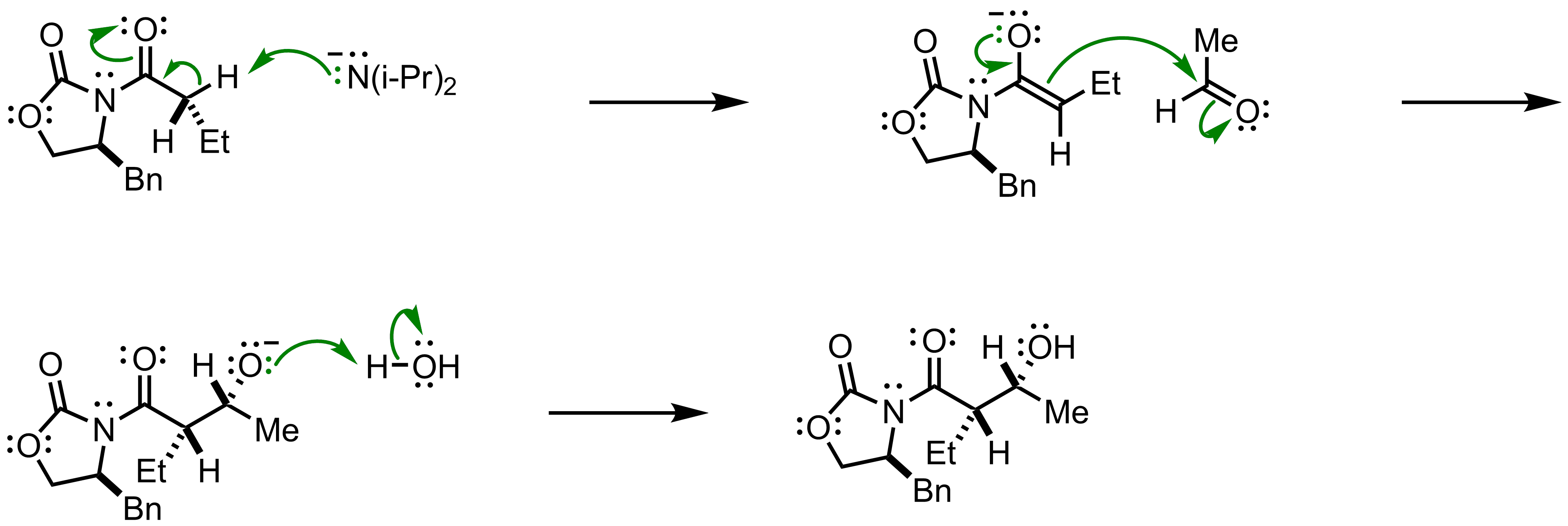 Mechanism of the Evans Asymmetric Aldol Addition