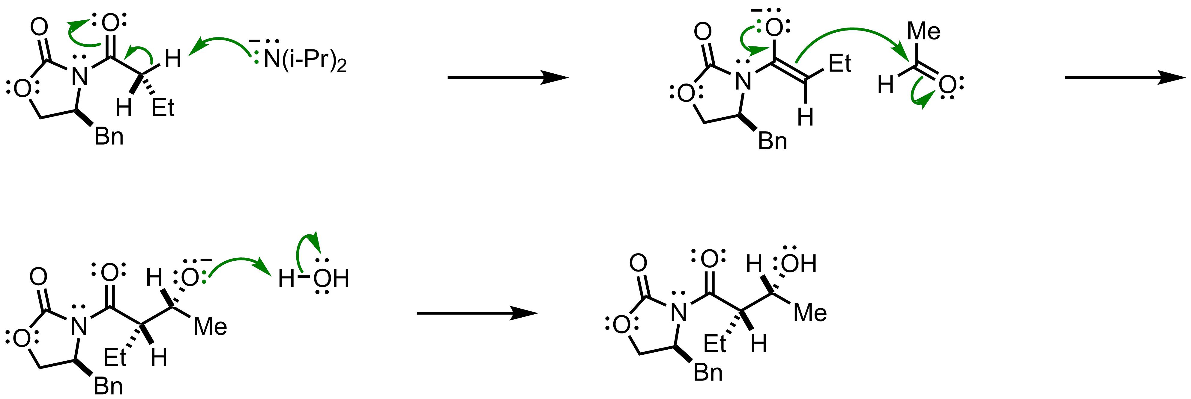Mechanism of the Evans Asymmetric Aldol Addition