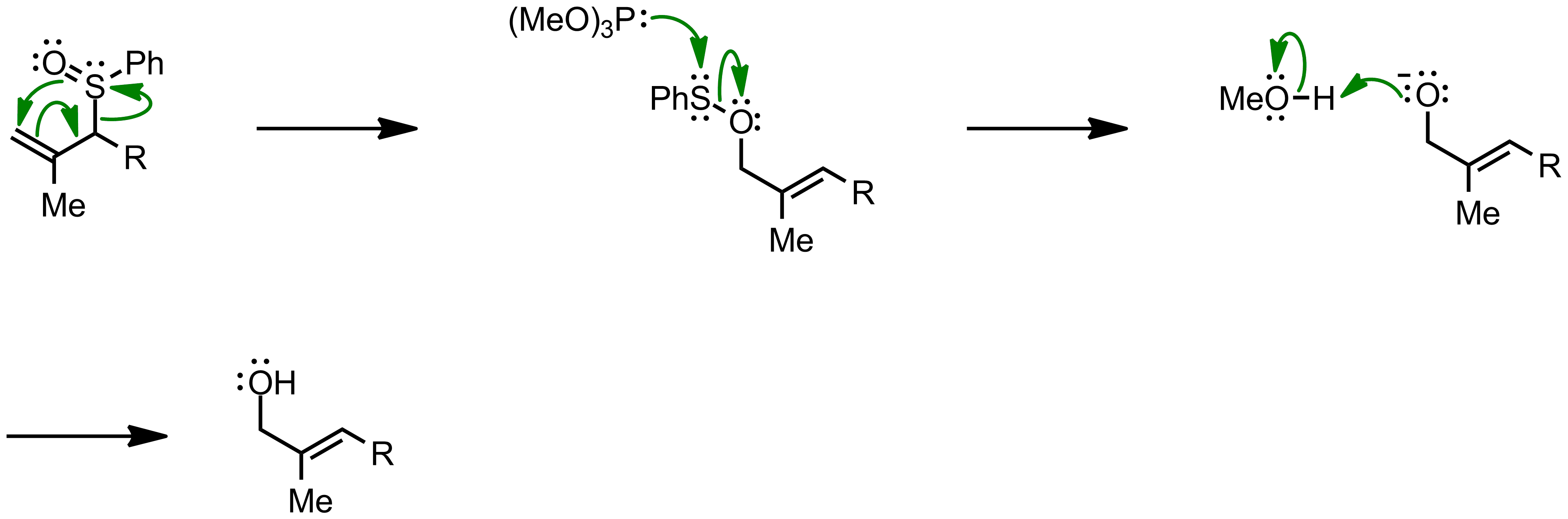 Mechanism of the Evans-Mislow Rearrangement