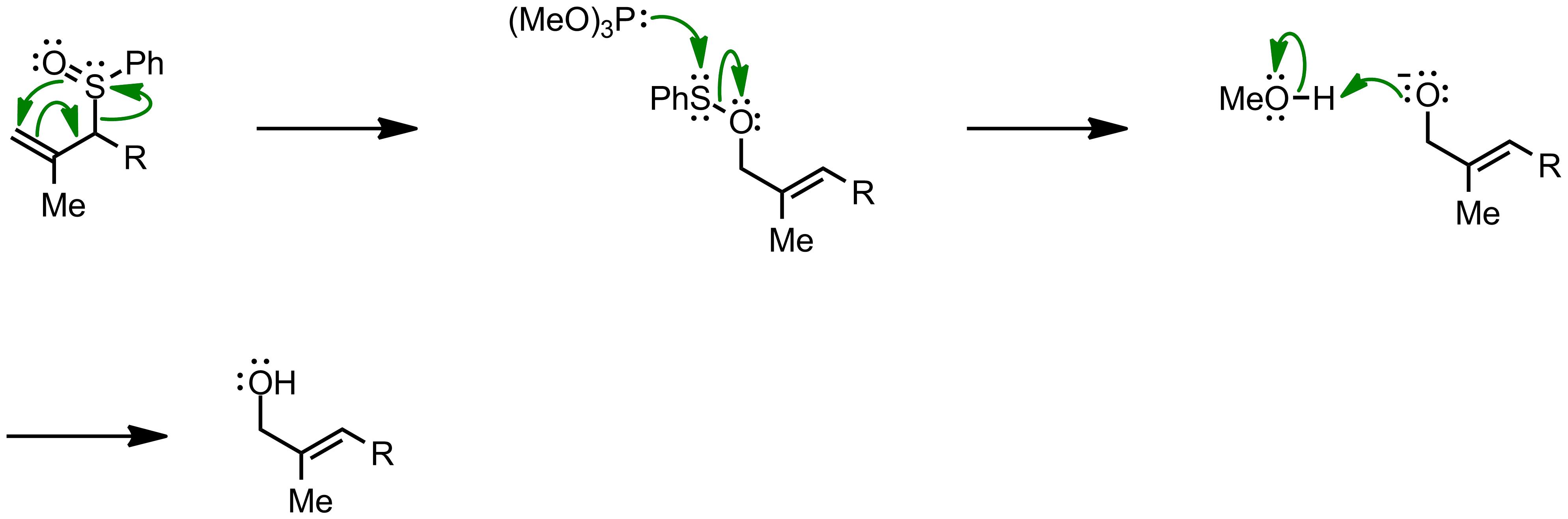 Mechanism of the Evans-Mislow Rearrangement