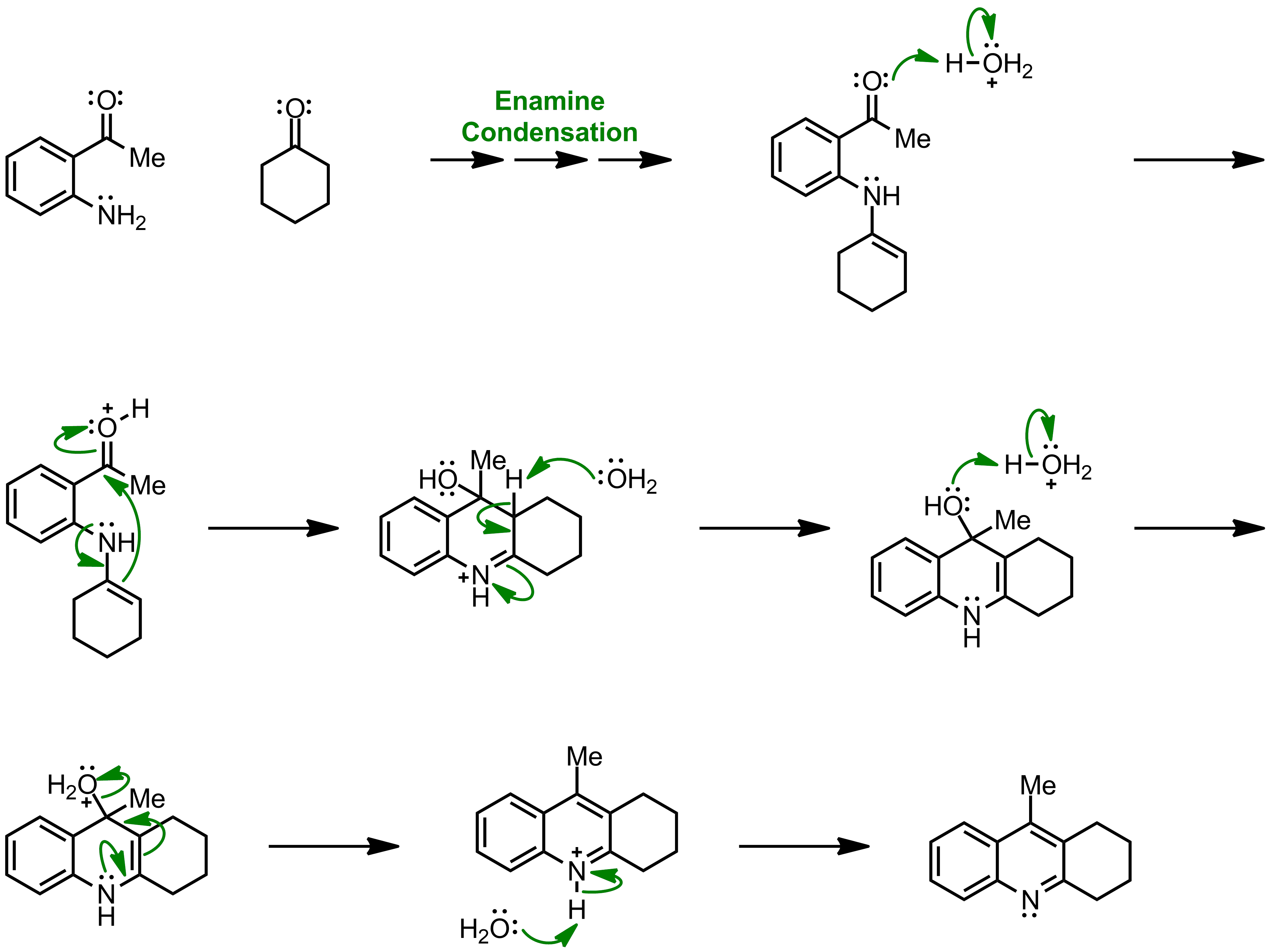 Mechanism of the Friedländer synthesis