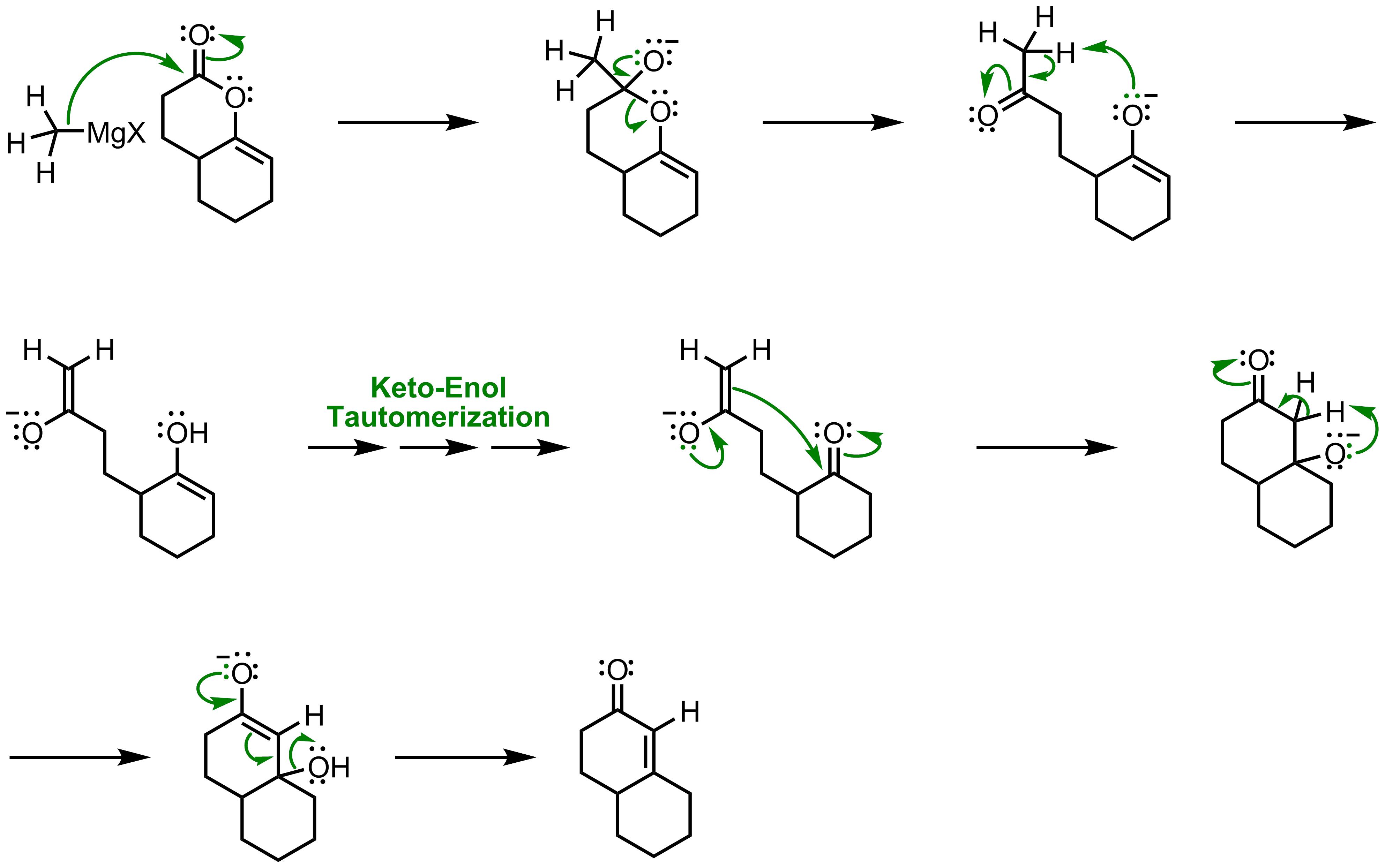 Mechanism of the Fujimoto-Belleau Reaction