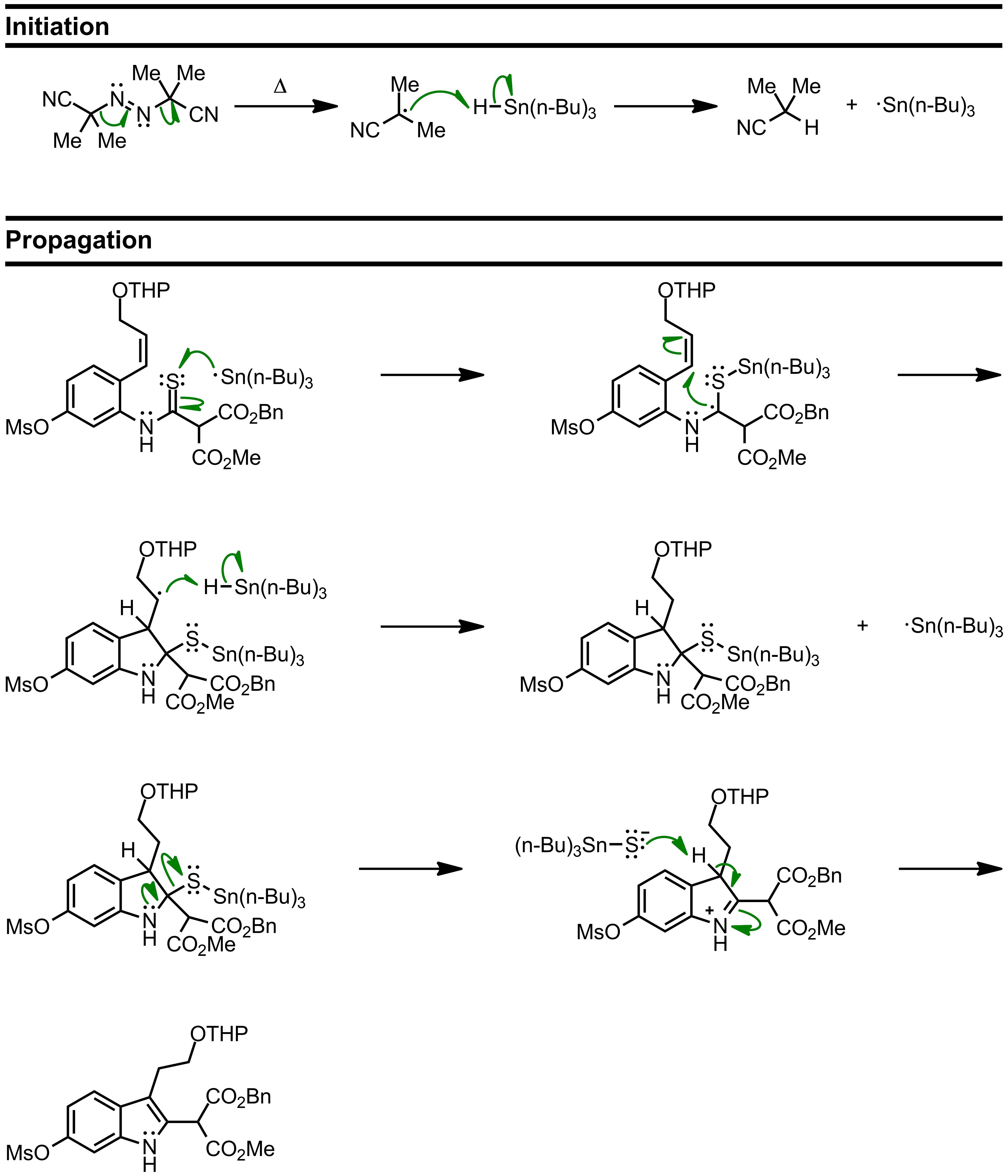 Mechanism of the Fukuyama Indole Synthesis