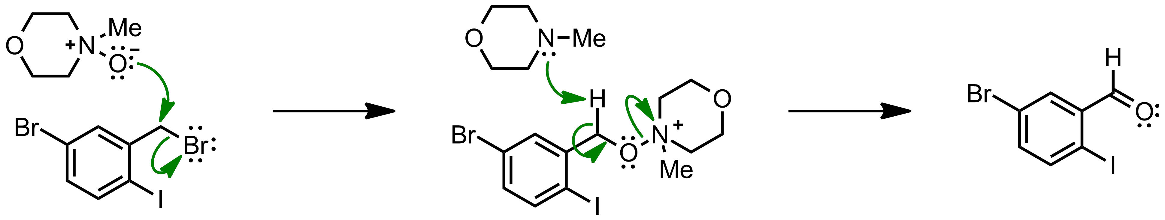 Mechanism of the Ganem Oxidation
