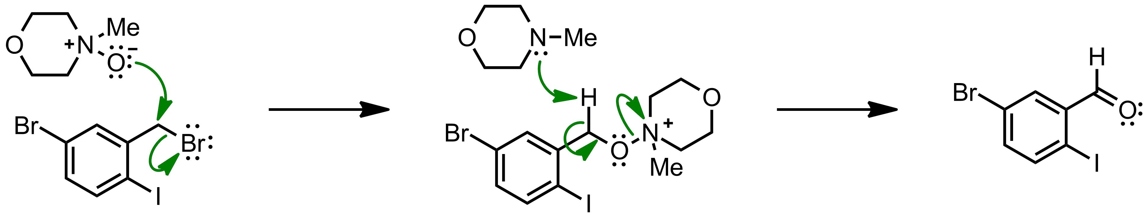 Mechanism of the Ganem Oxidation