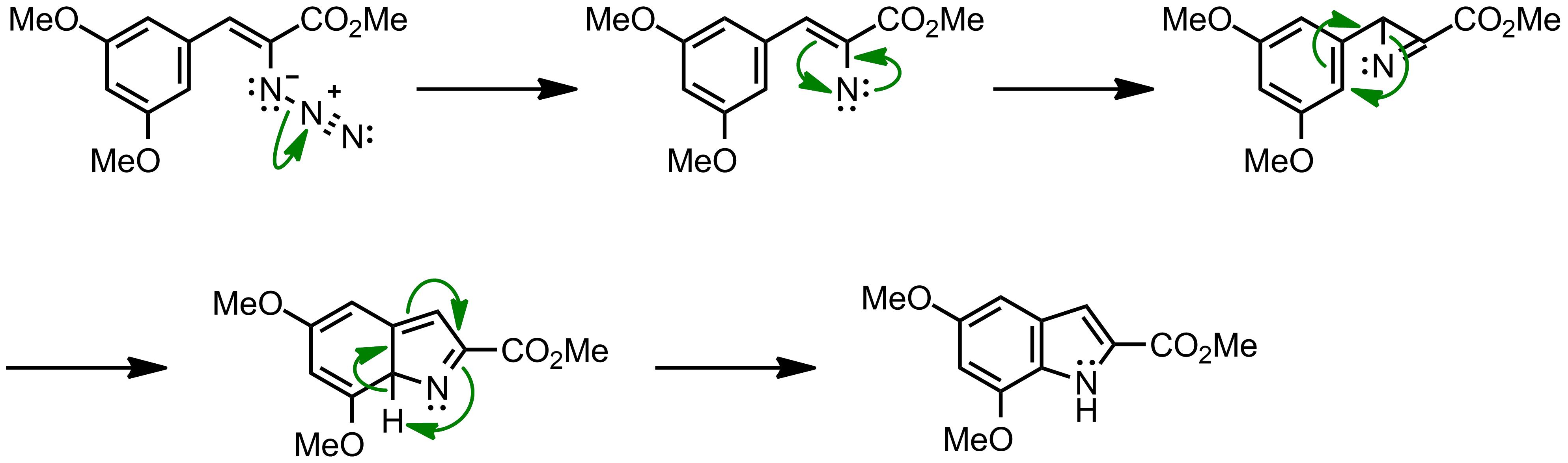 Mechanism of the Hemetsberger-Knittel Indole Synthesis