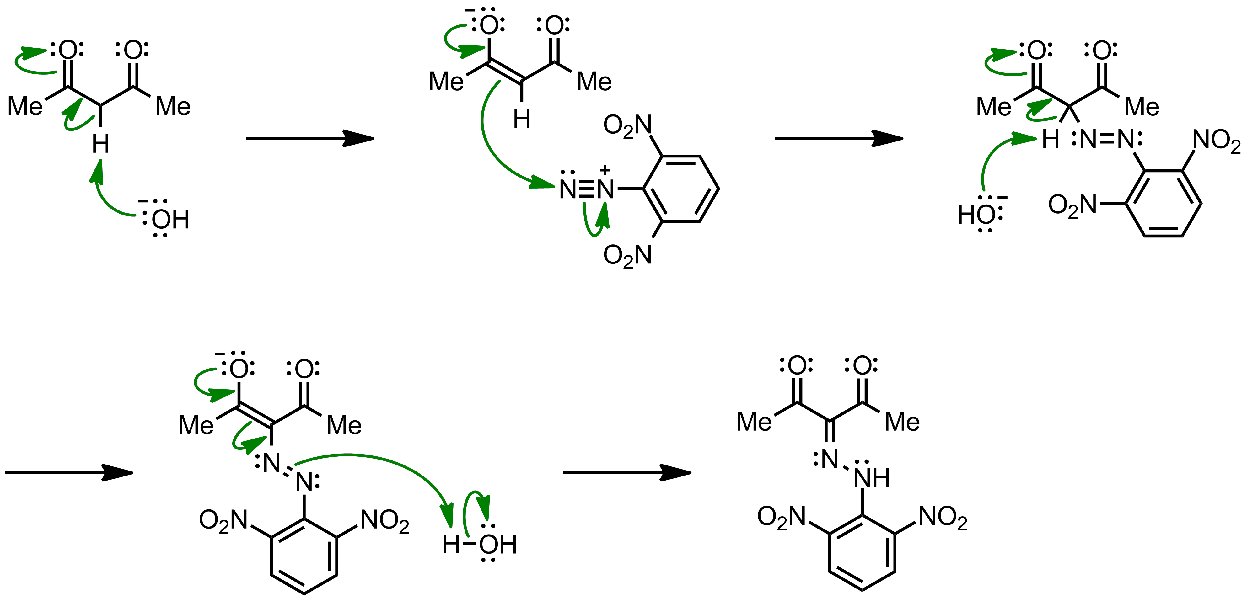Mechanism of the Japp-Klingemann Reaction