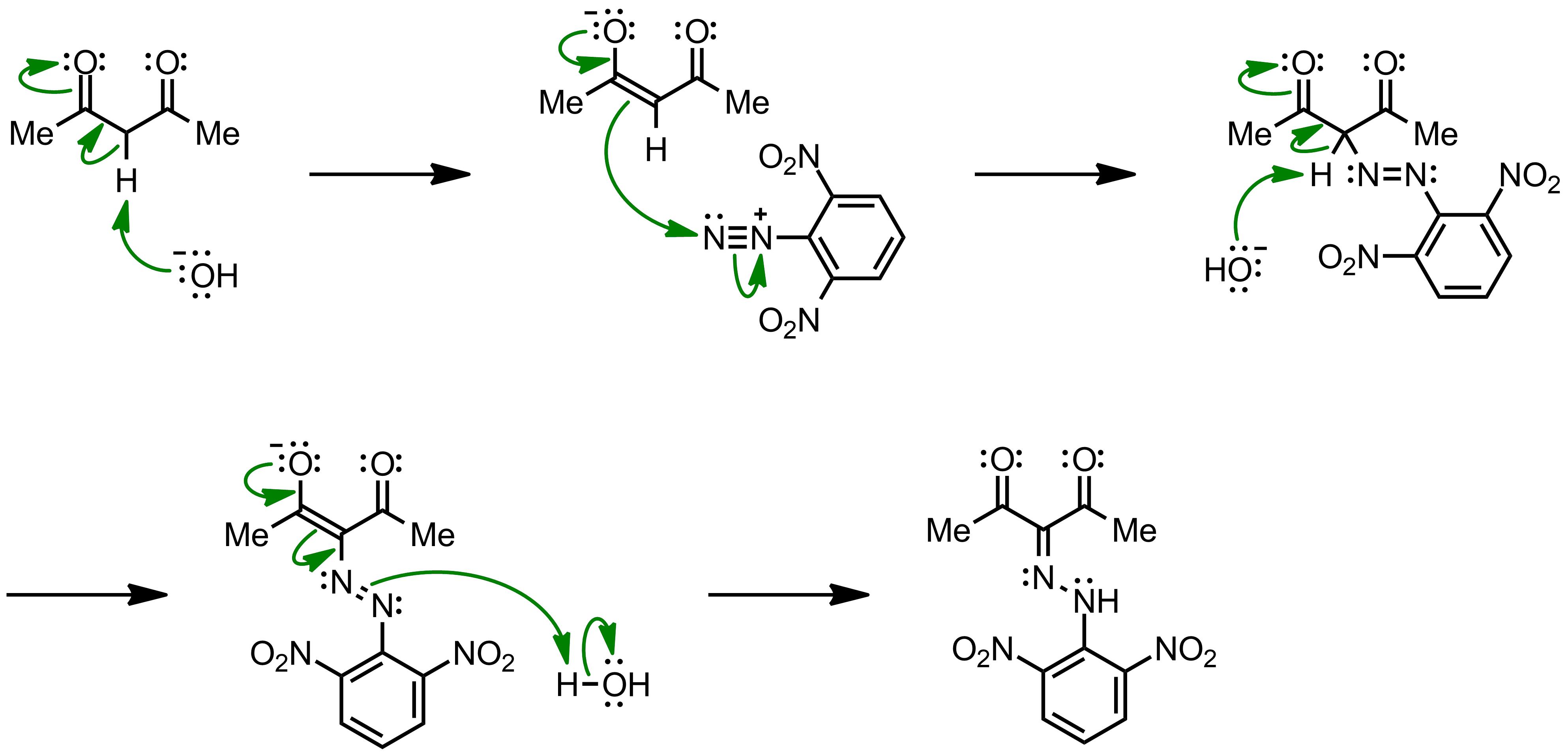 Mechanism of the Japp-Klingemann Reaction