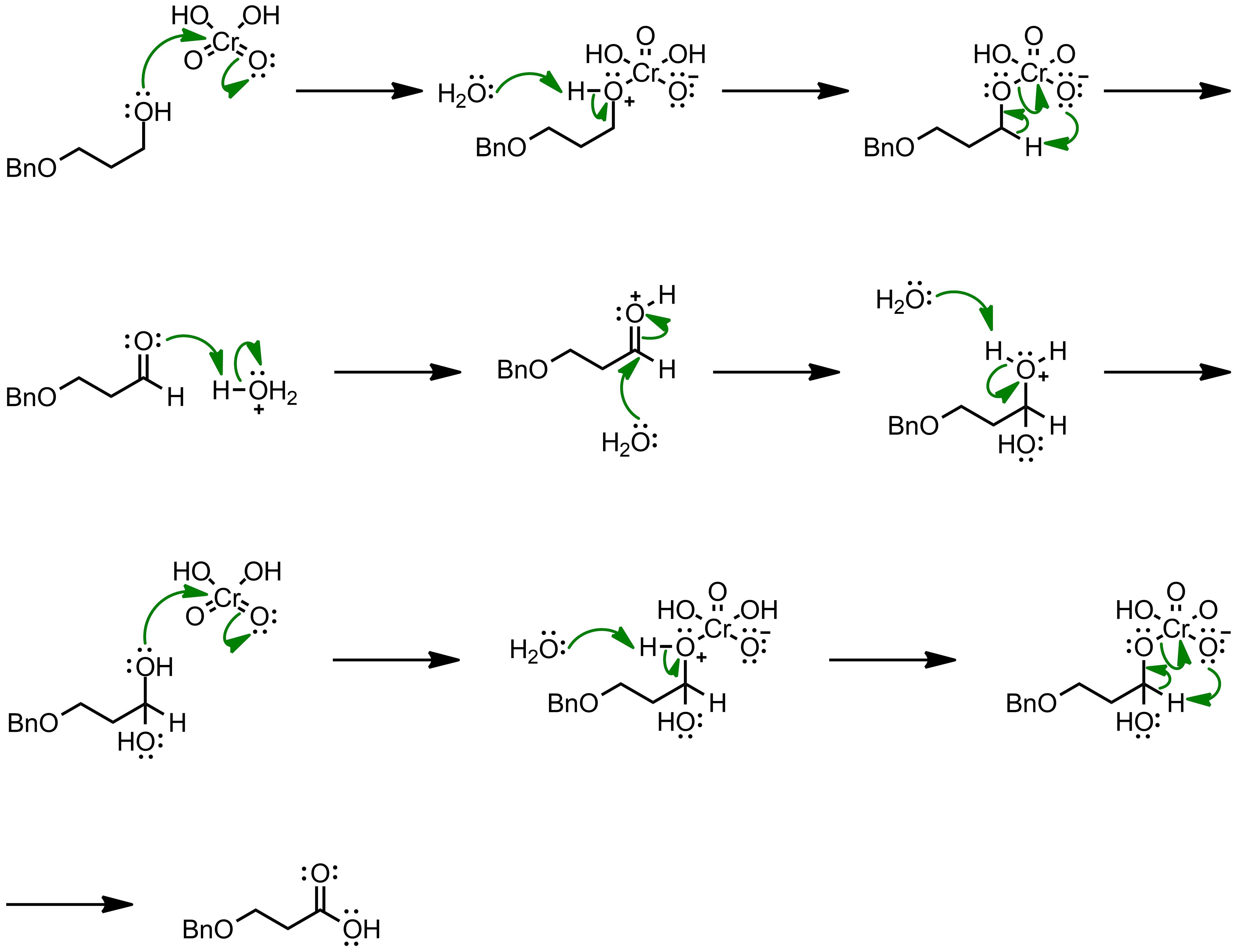 Mechanism of the Jones Oxidation