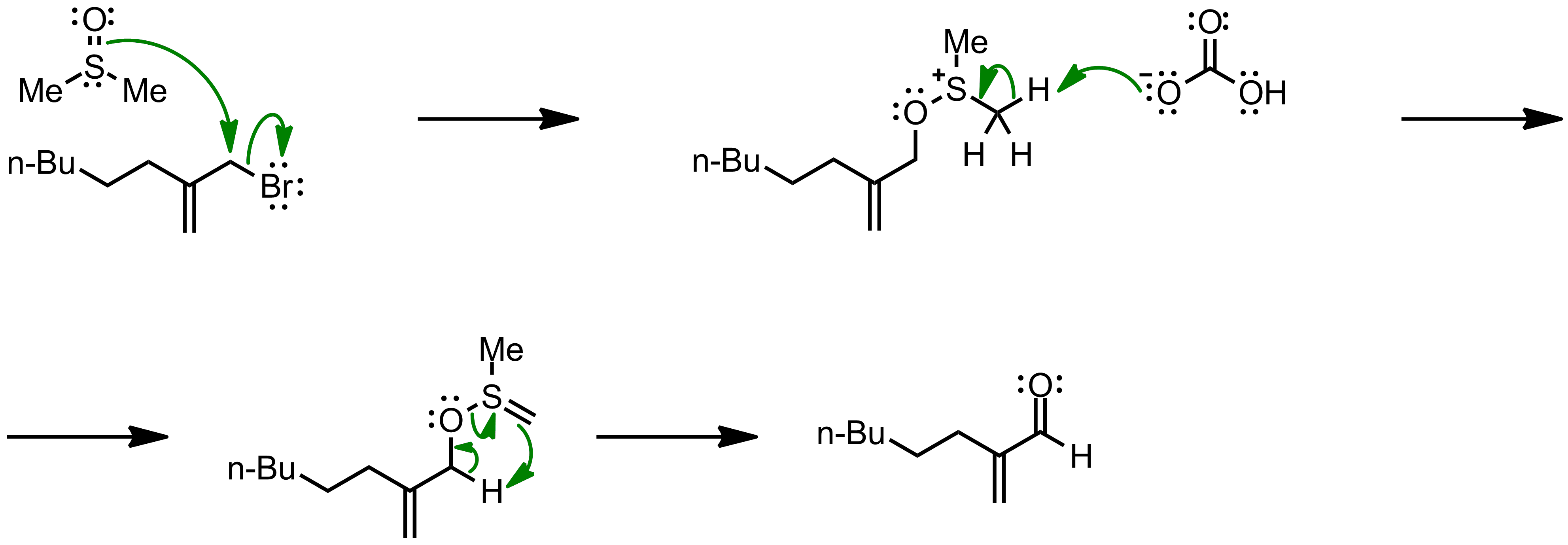 Mechanism of the Kornblum Oxidation