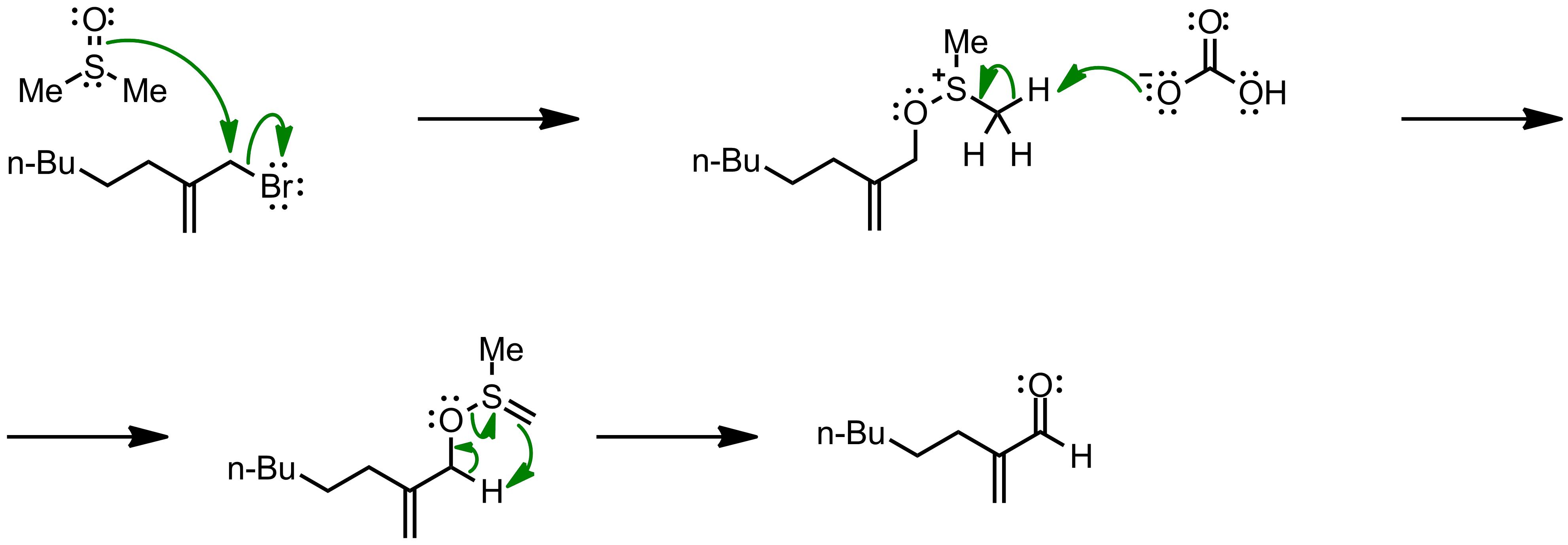 Mechanism of the Kornblum Oxidation