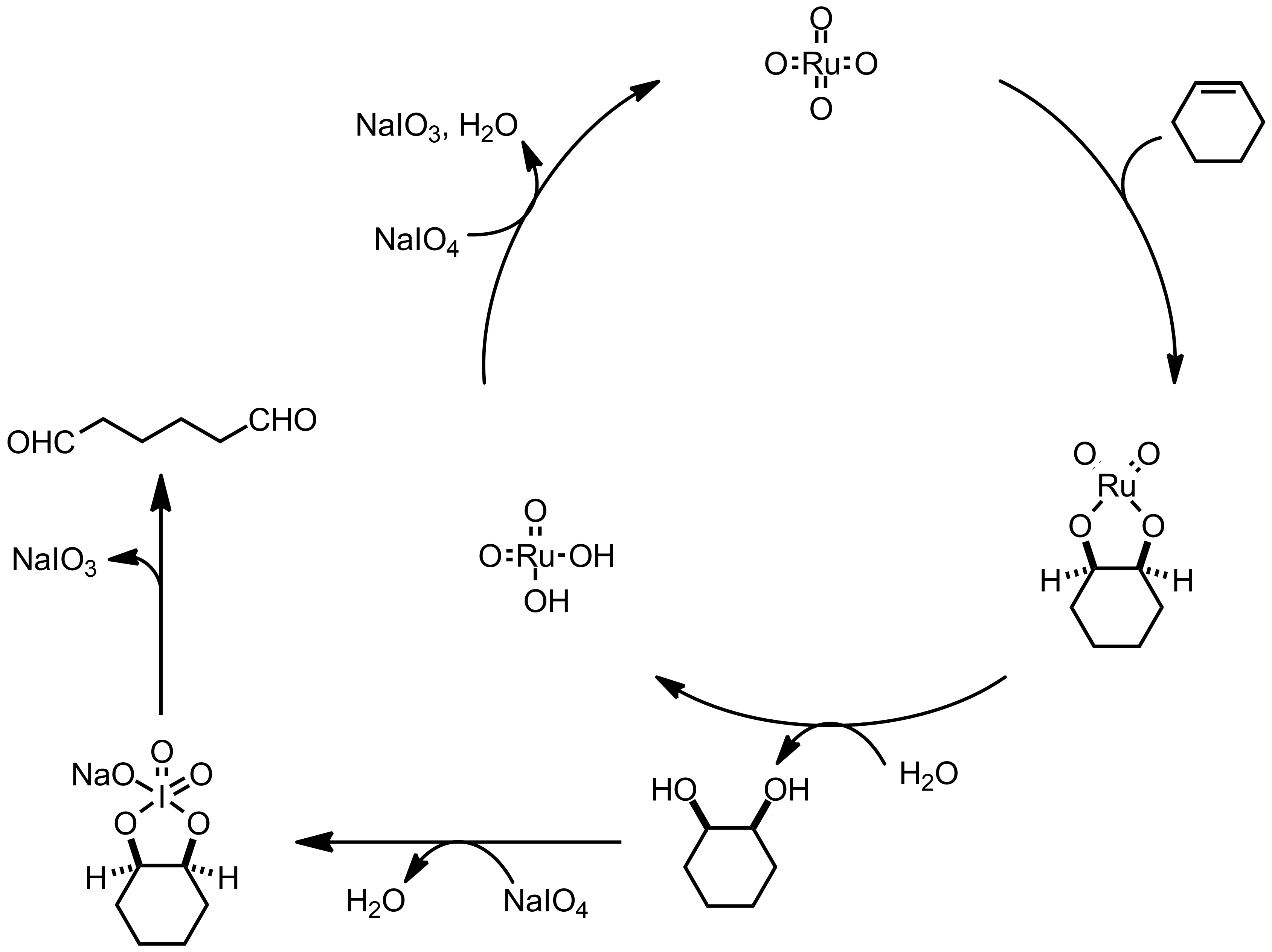 Mechanism of the Lemieux-Johnson Oxidation
