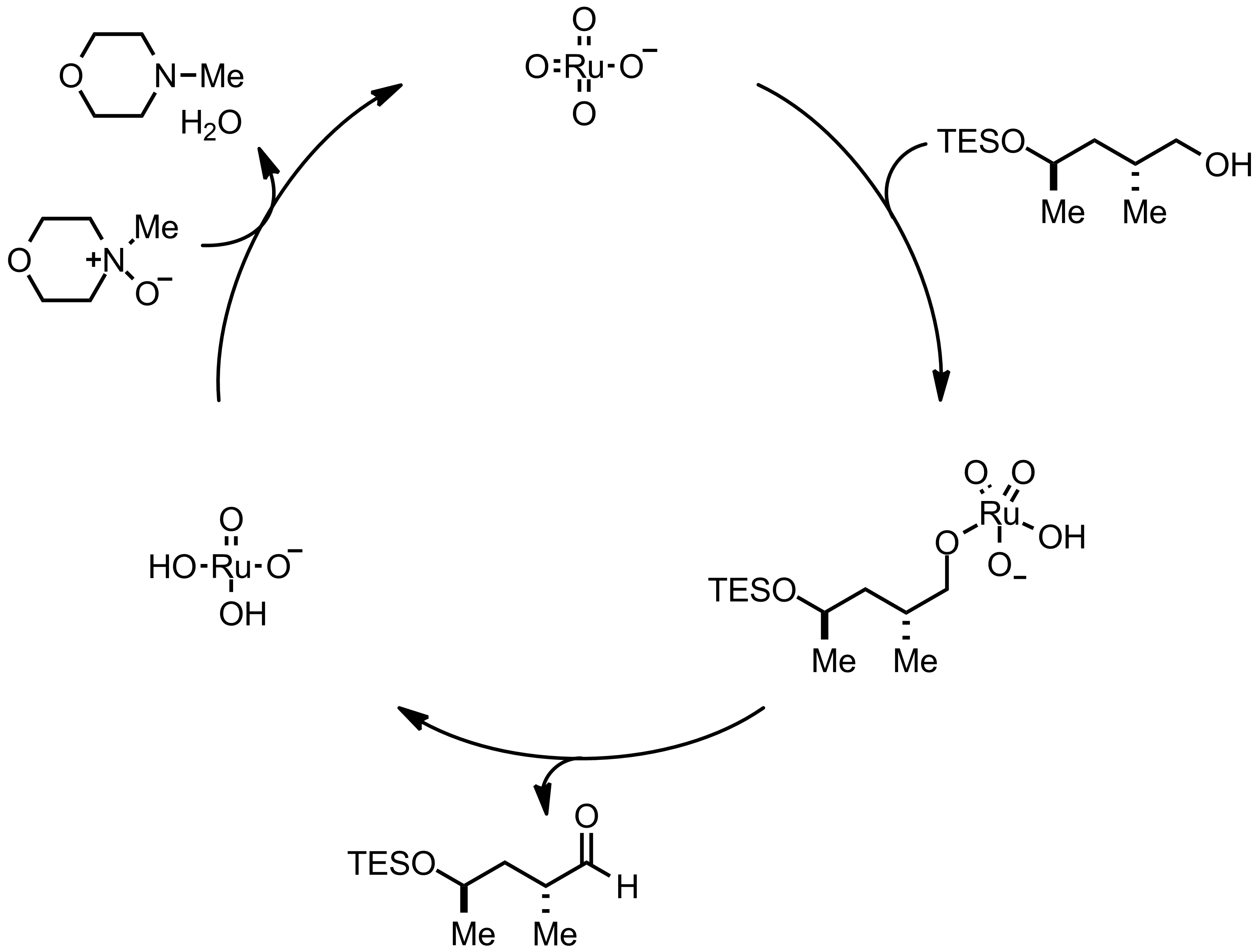 Mechanism of the Ley-Griffith Oxidation