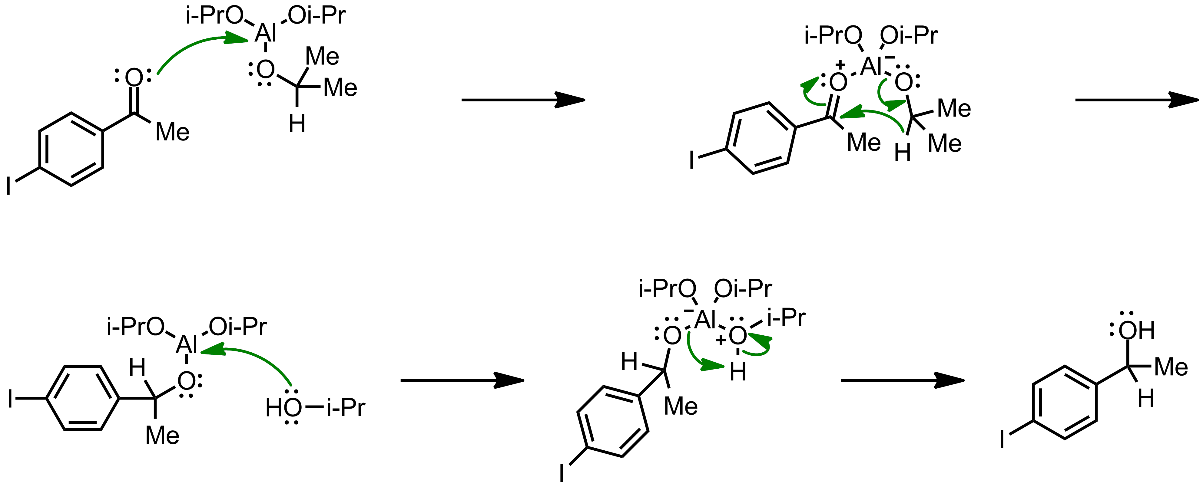 Mechanism of the Meerwein-Ponndorf-Verley Reduction