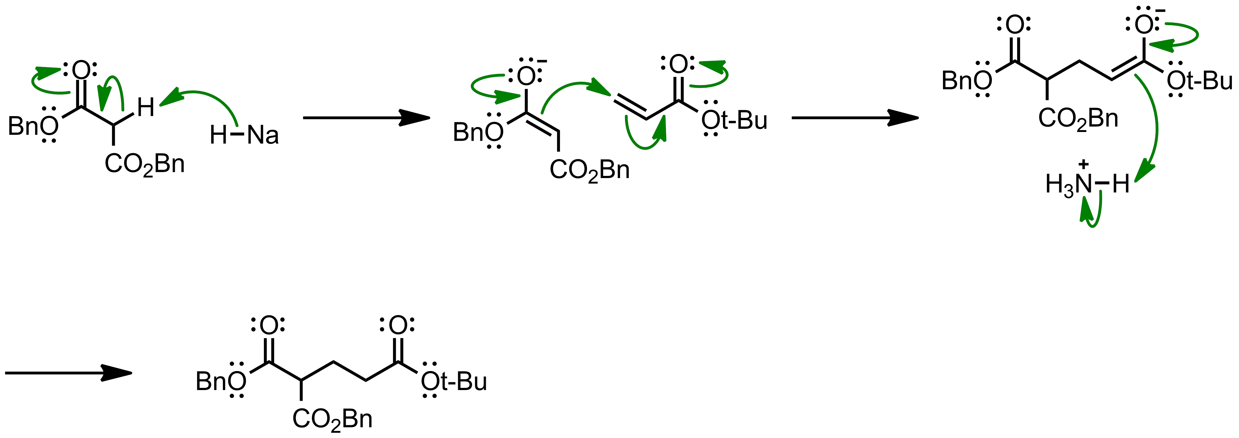 Mechanism of the Michael Addition