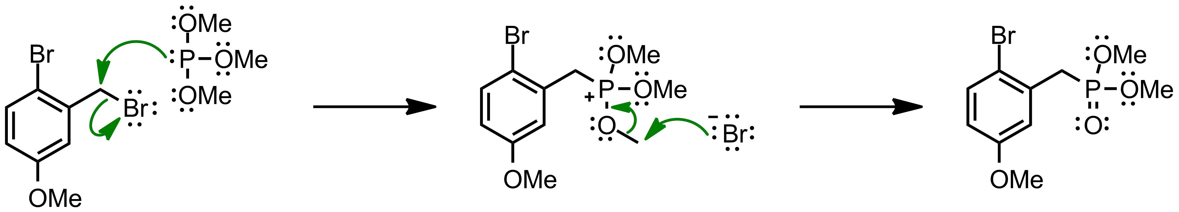 Mechanism of the Michaelis-Arbuzov Reaction
