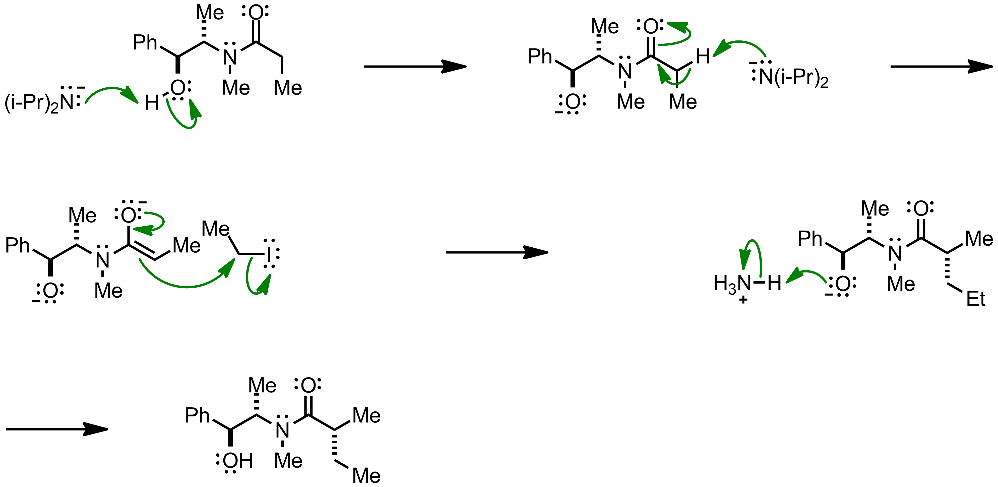 Mechanism of the Myers Asymmetric Alkylation