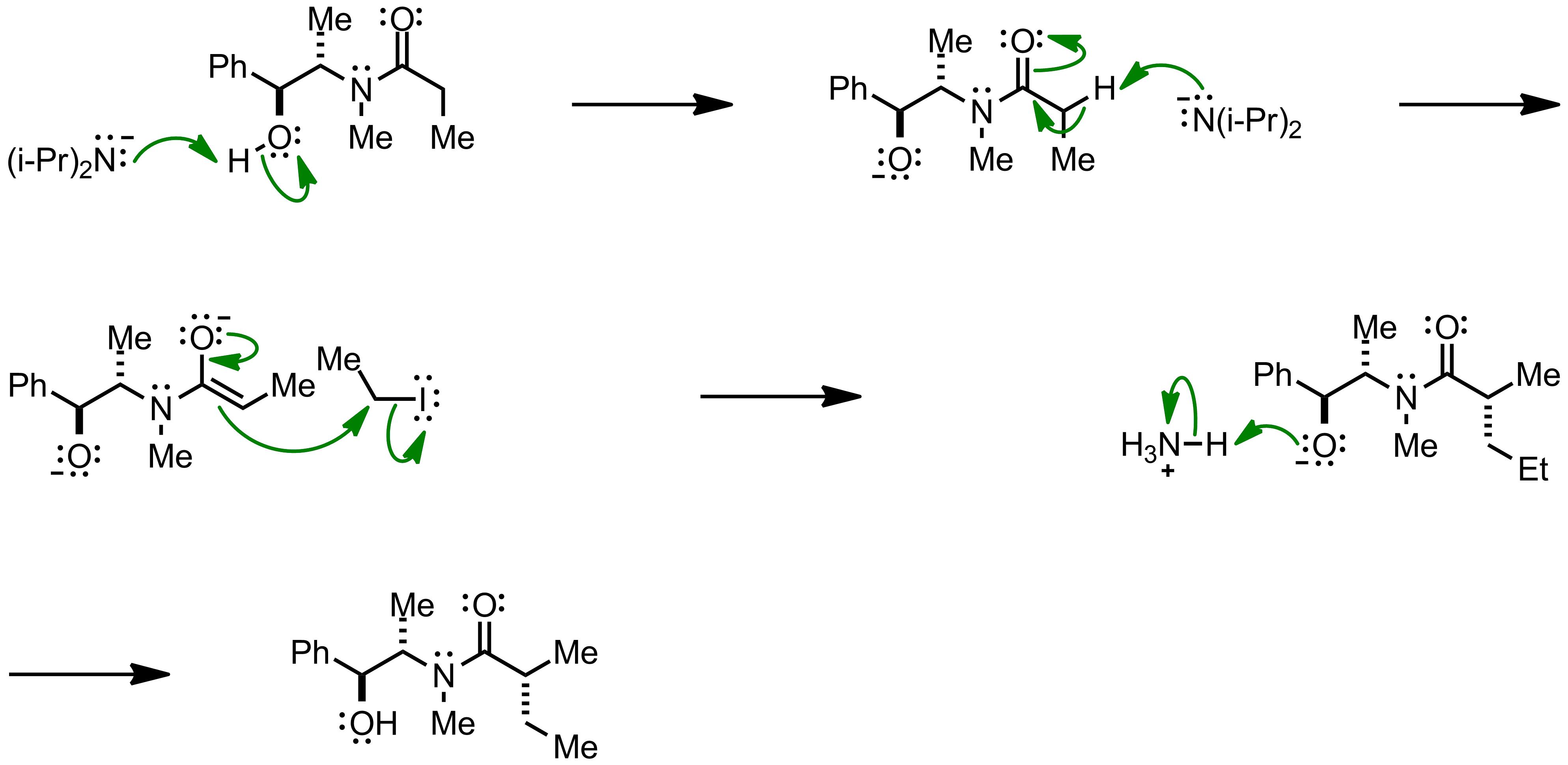 Mechanism of the Myers Asymmetric Alkylation