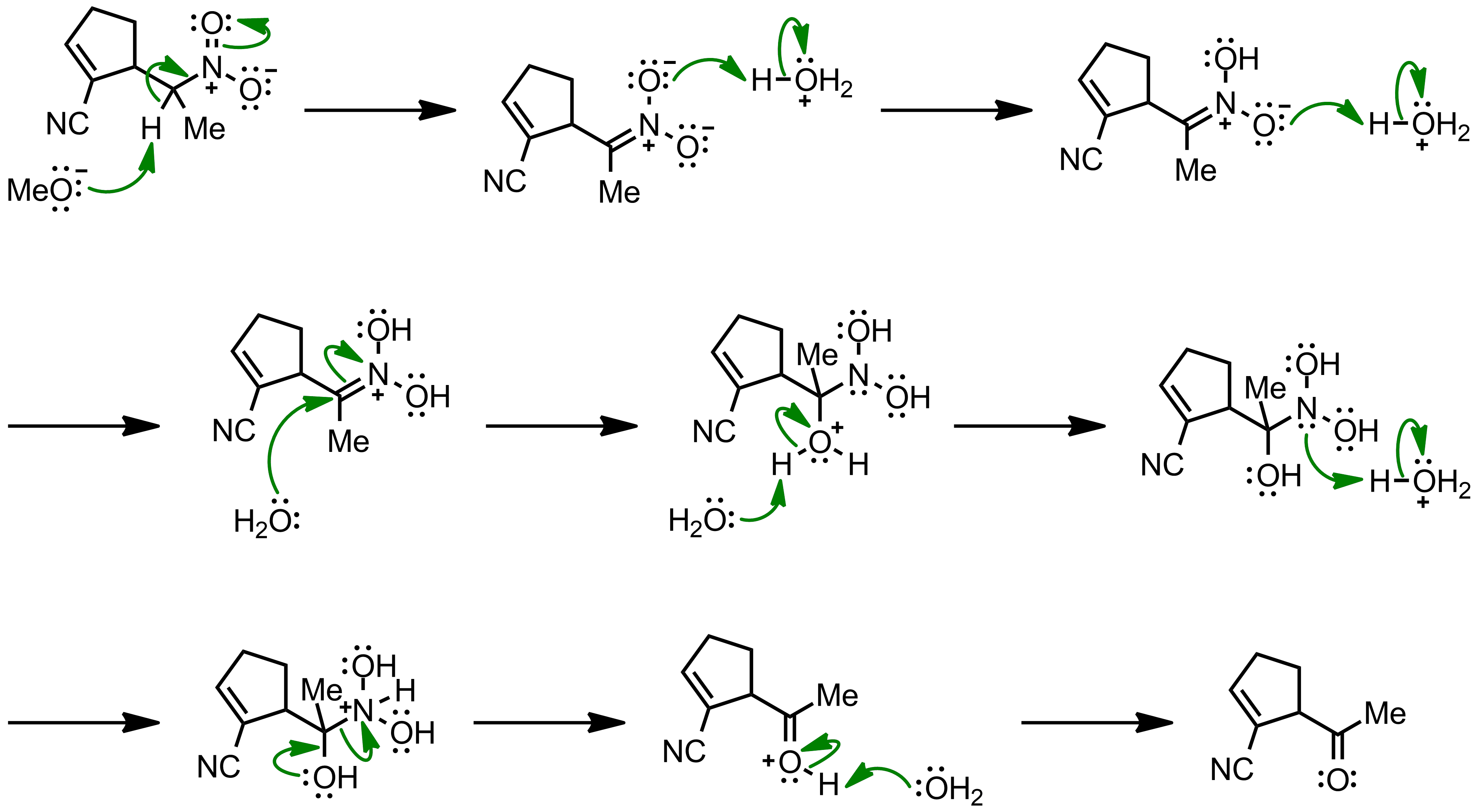Mechanism of the Nef Reaction