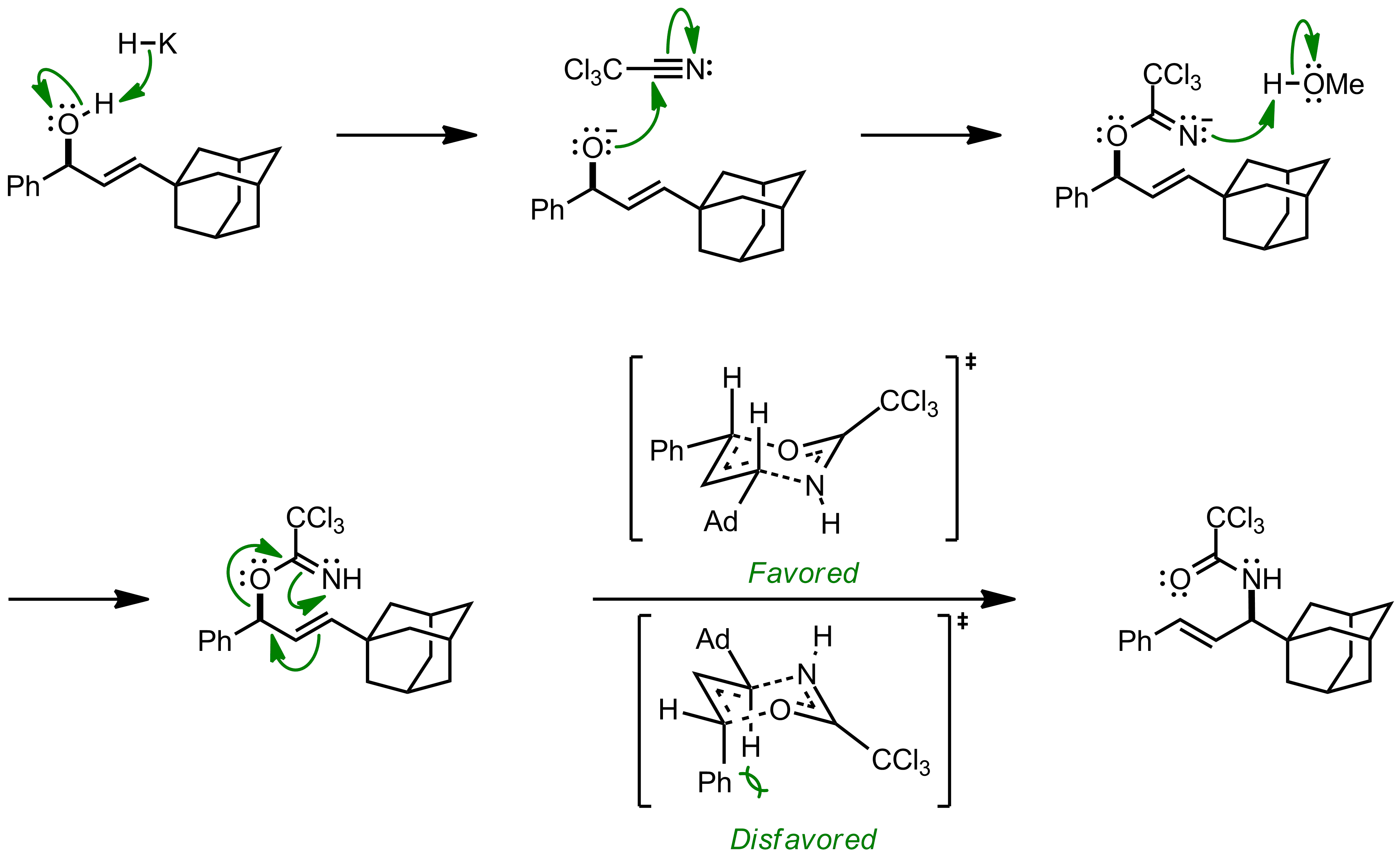 Mechanism of the Overman Rearrangement