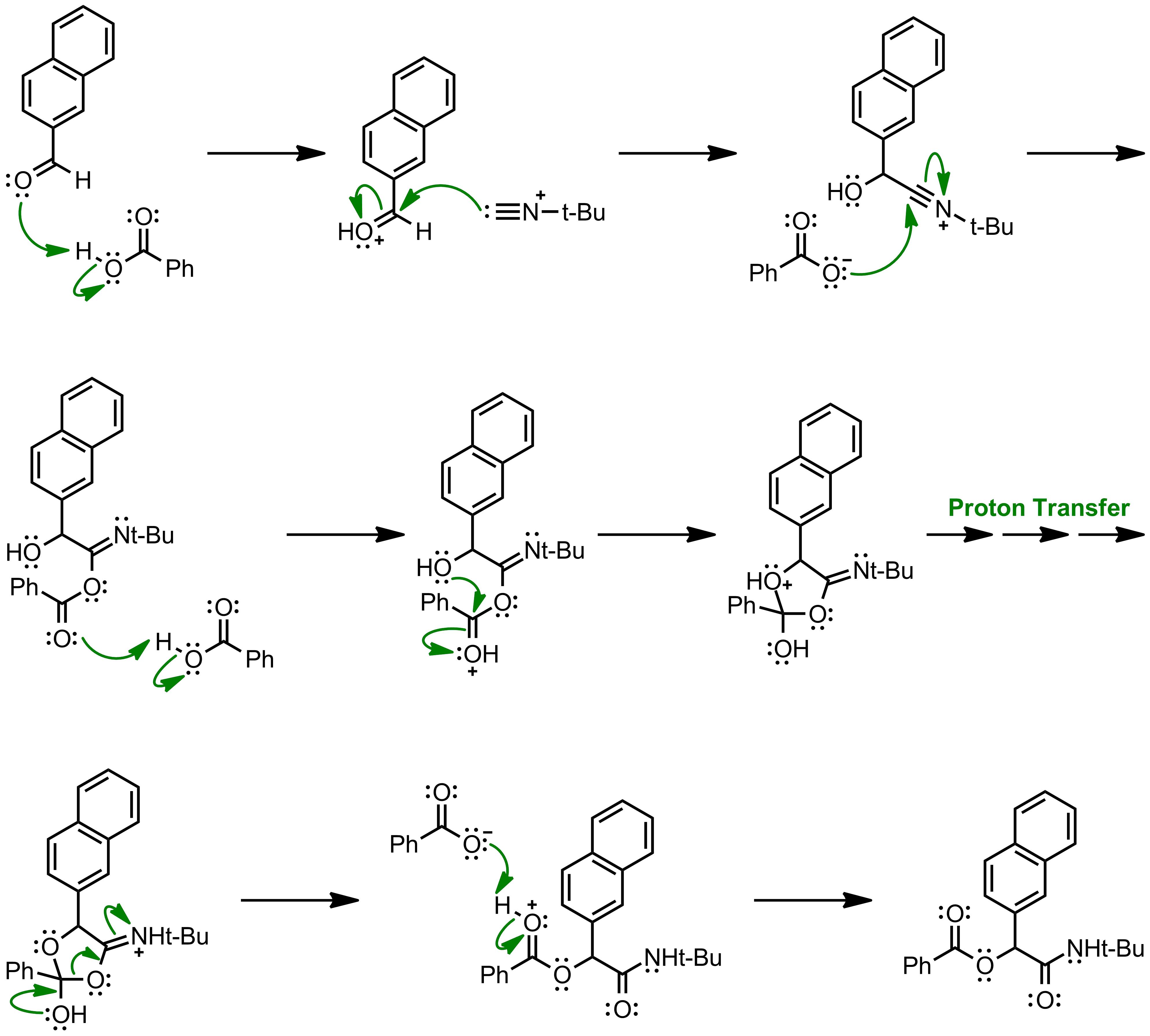 Mechanism of the Passerini Reaction