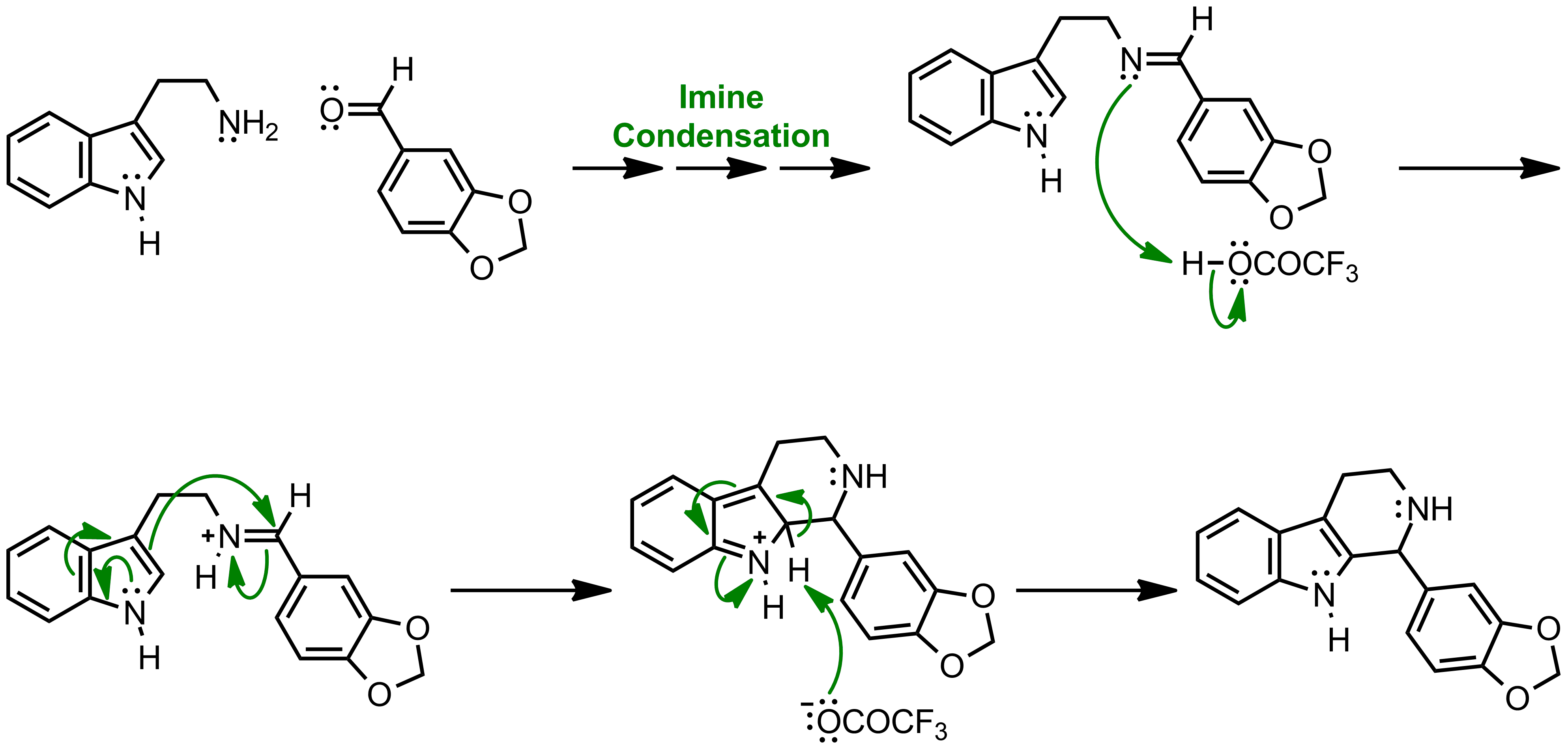 Mechanism of the Pictet-Spengler Reaction