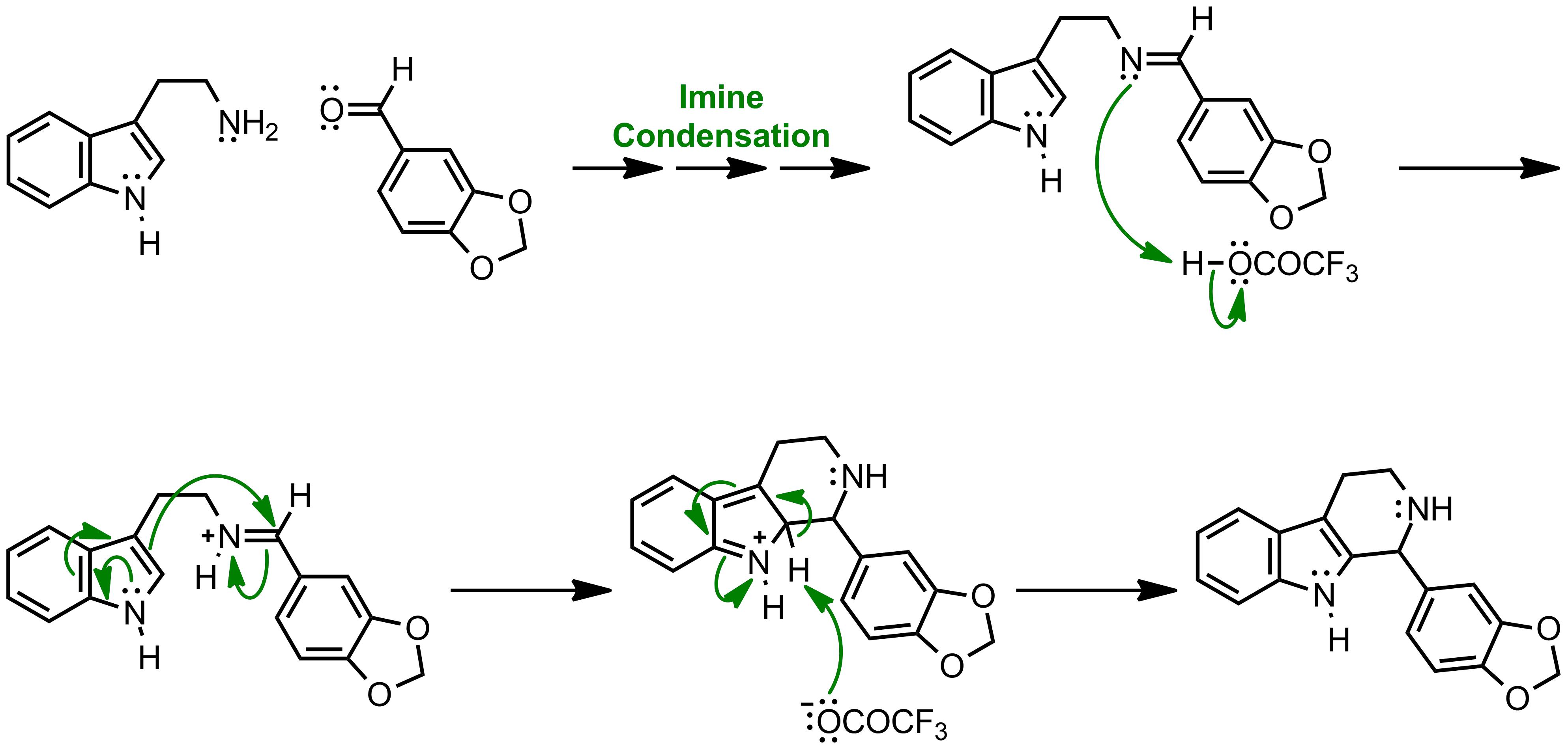 Mechanism of the Pictet-Spengler Reaction