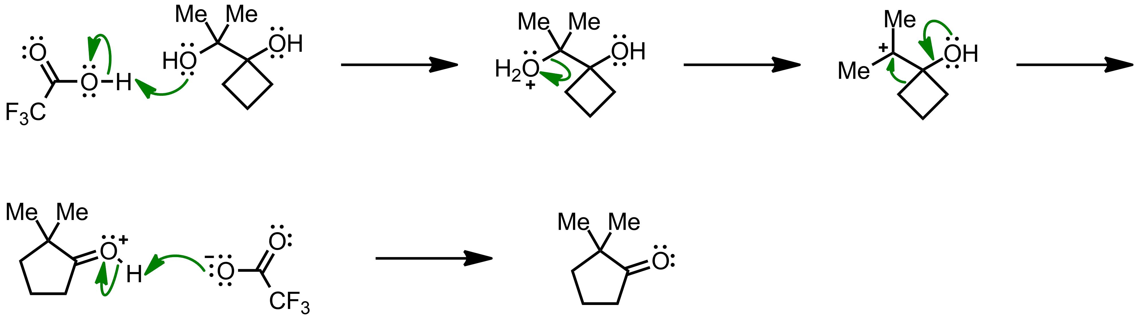 Mechanism of the Pinacol Rearrangement