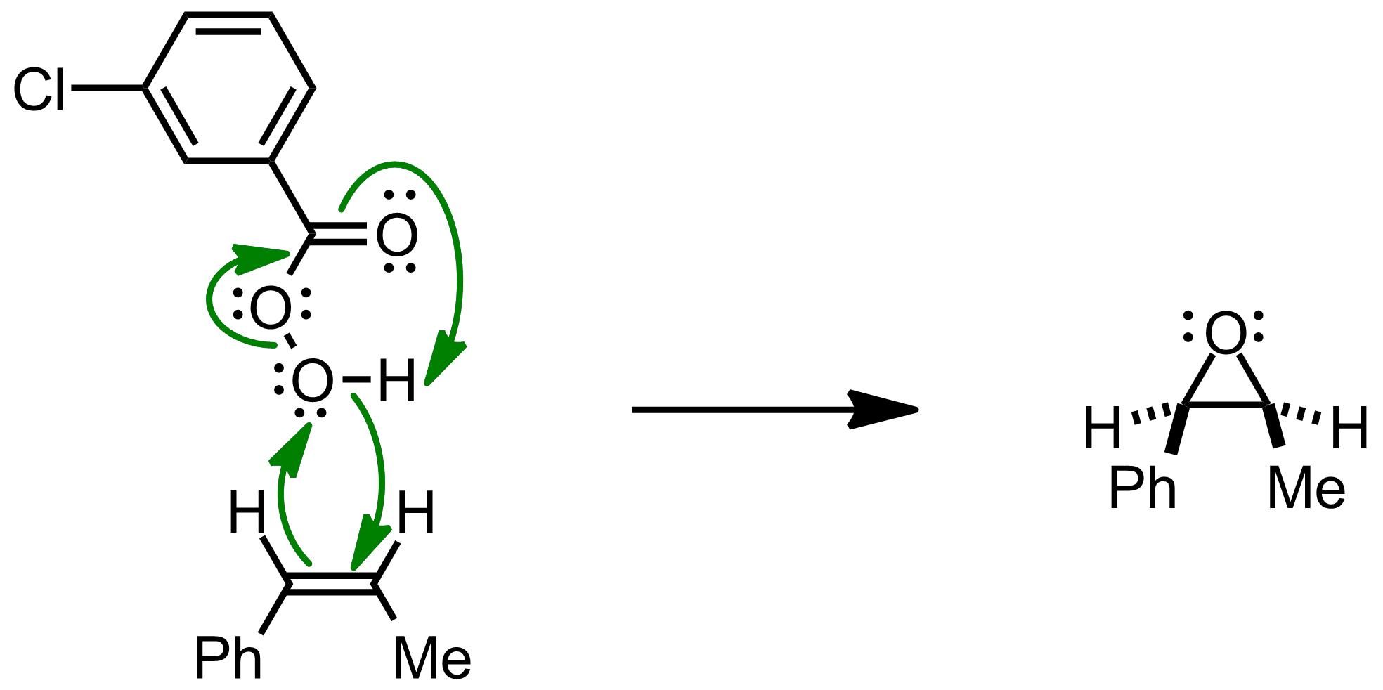 Mechanism of the Prilezhaev Reaction