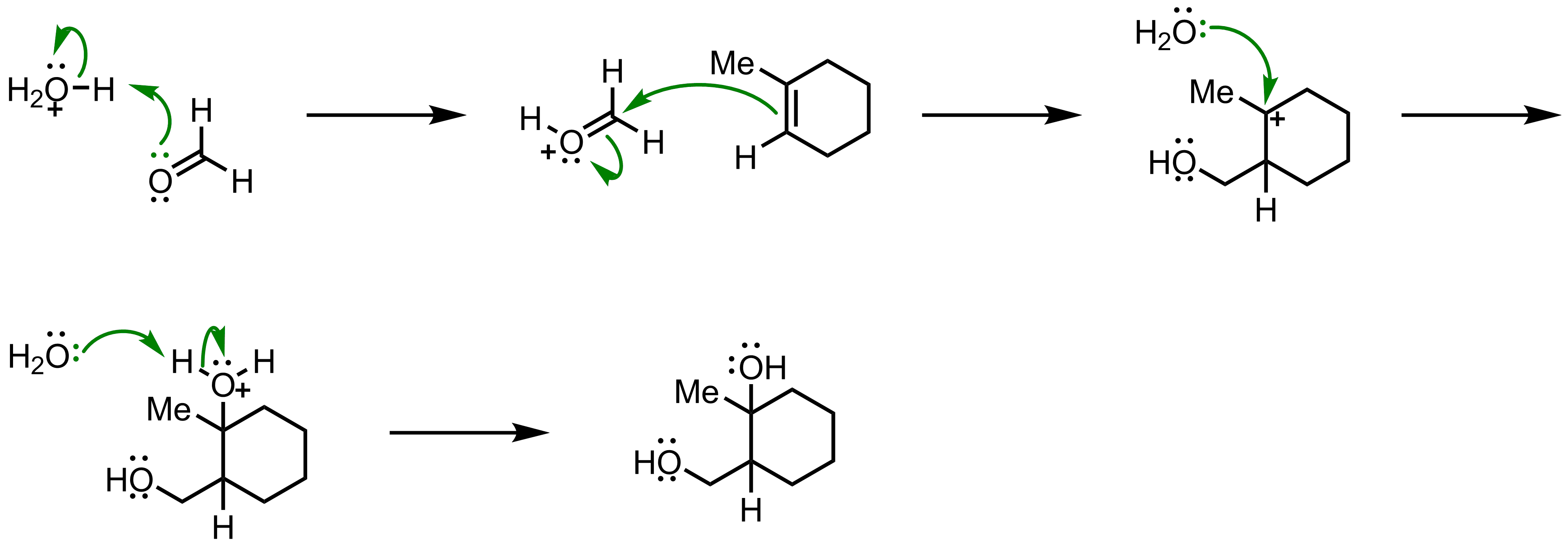 Mechanism of the Prins Reaction
