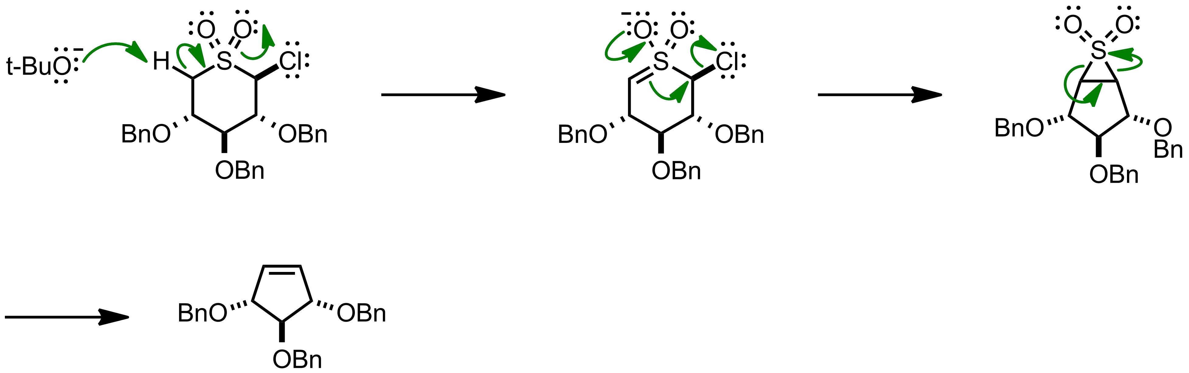 Mechanism of the Ramberg-Bäcklund Reaction