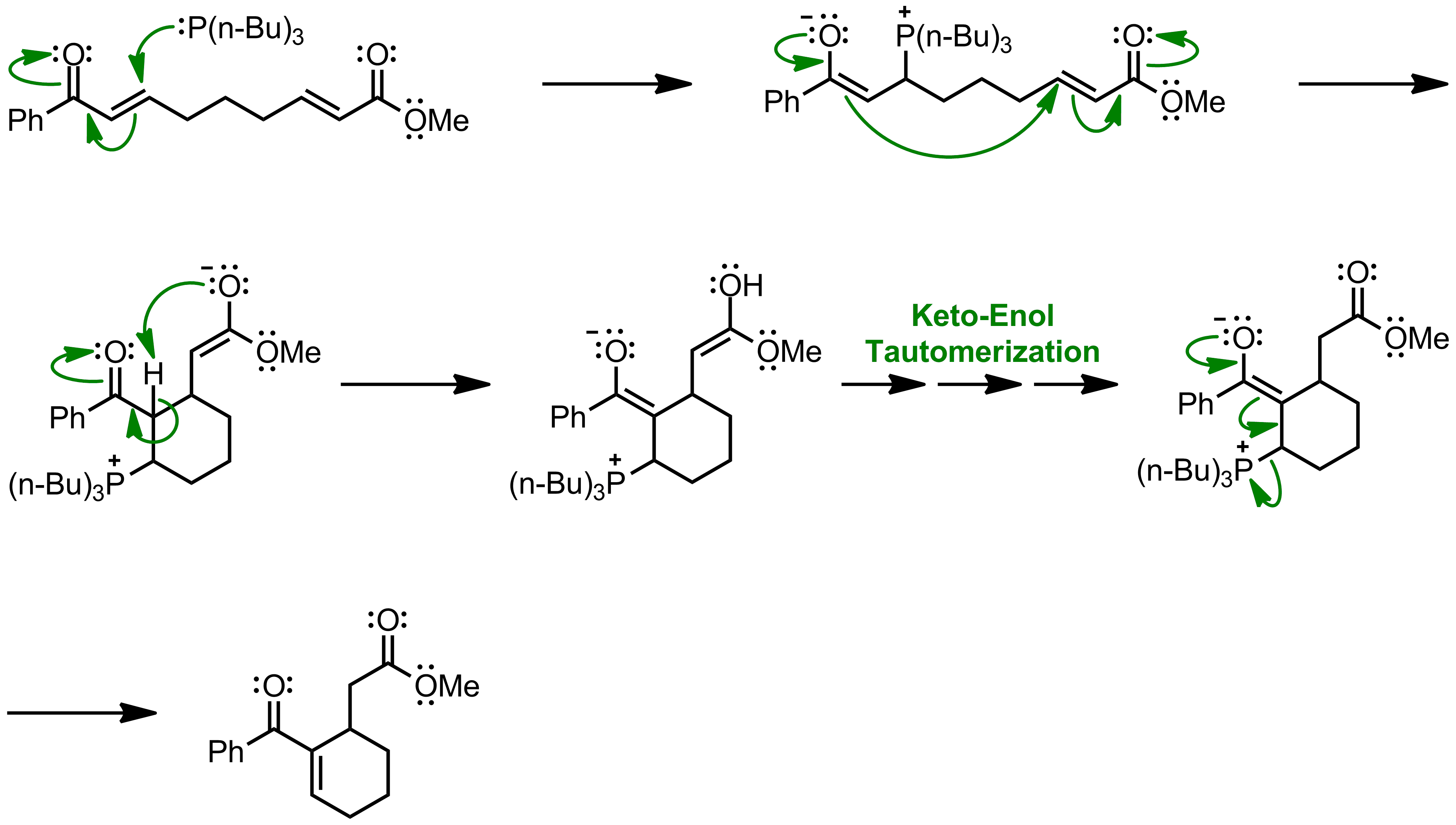 Mechanism of the Rauhut-Currier Reaction