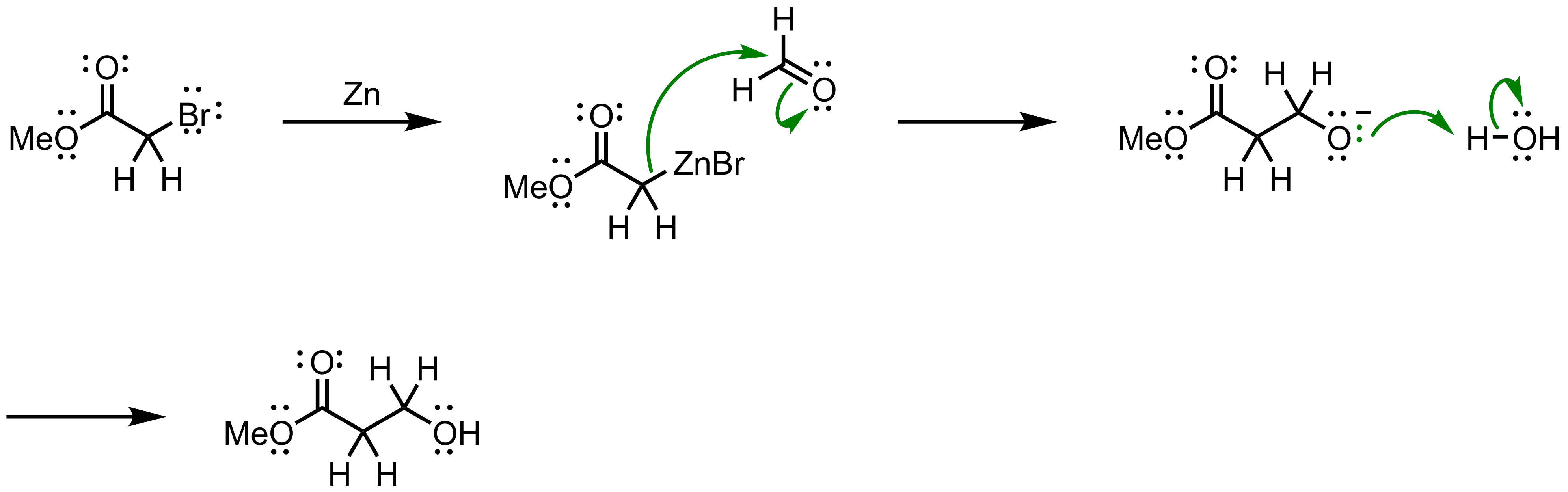Mechanism of the Reformatsky Reaction