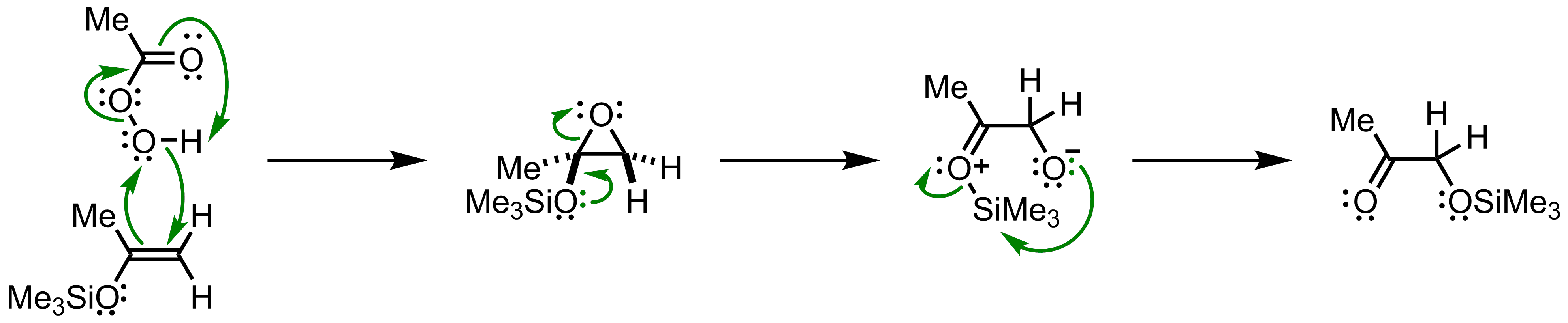 Mechanism of the Rubottom Oxidation