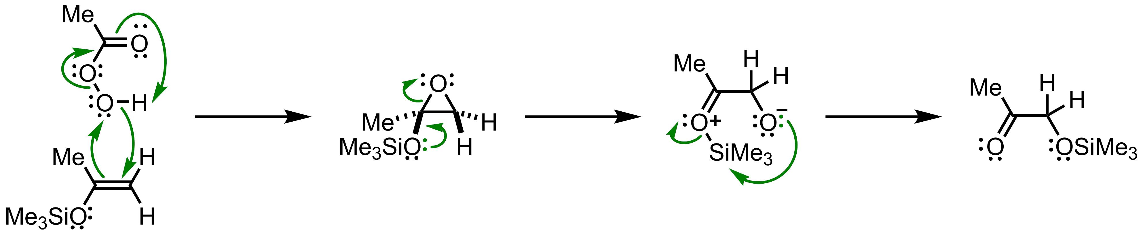 Mechanism of the Rubottom Oxidation