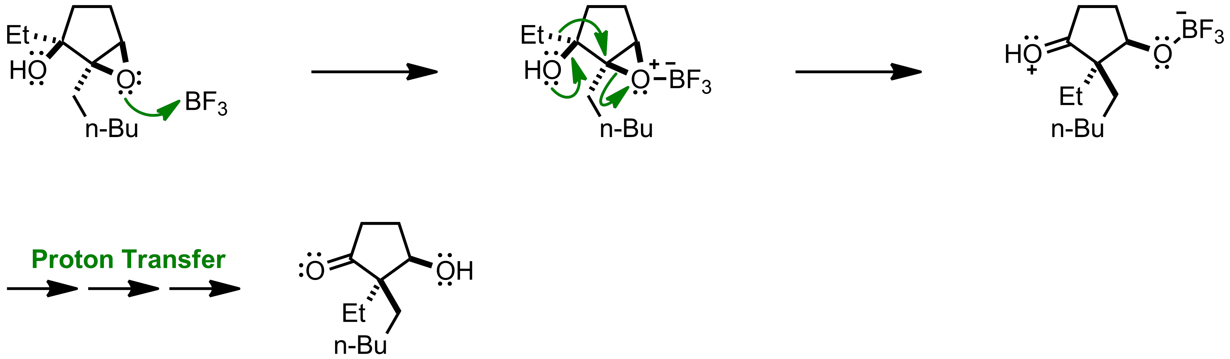 Mechanism of the Semi-Pinacol Rearrangement
