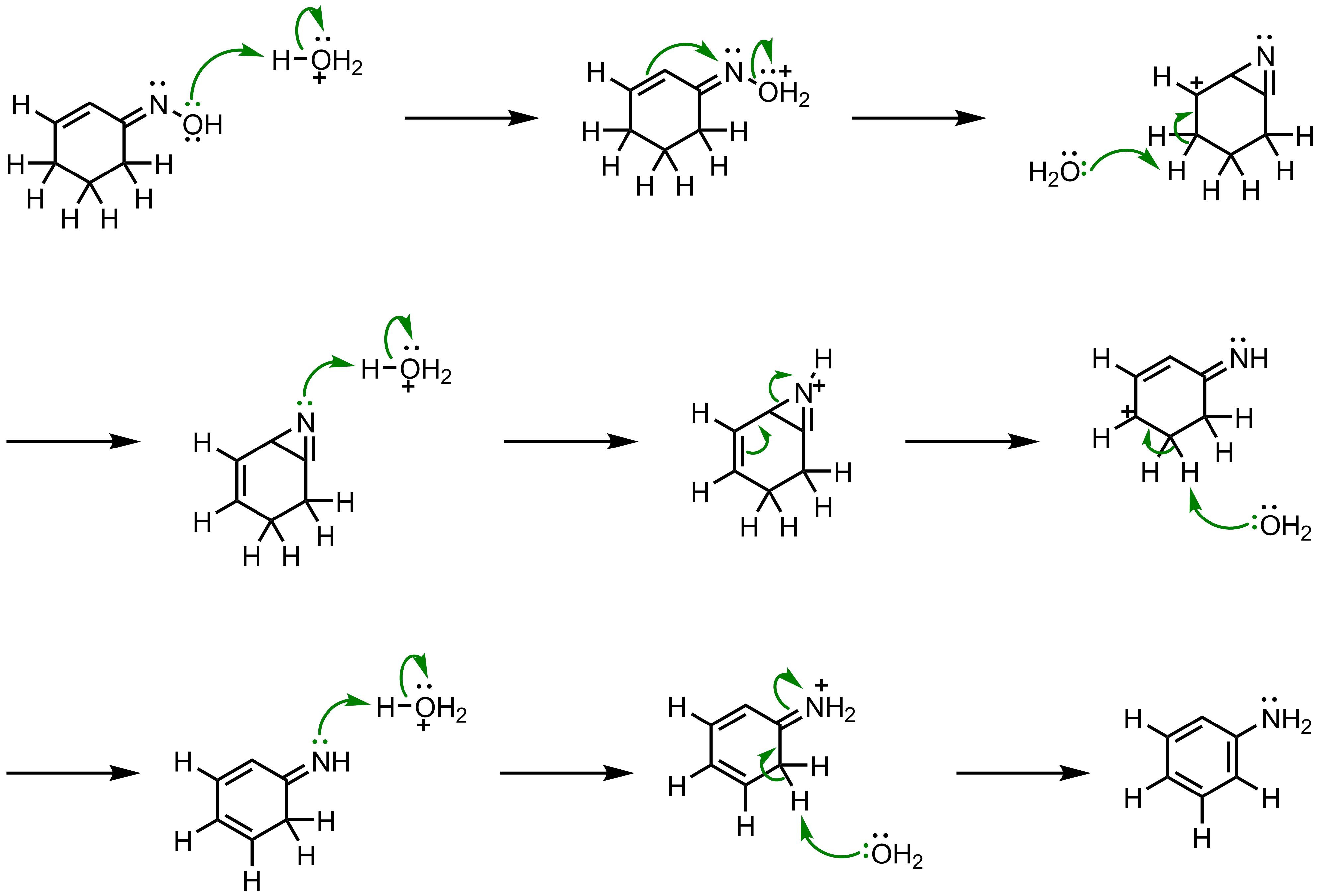 Mechanism of the Semmler-Wolff Reaction