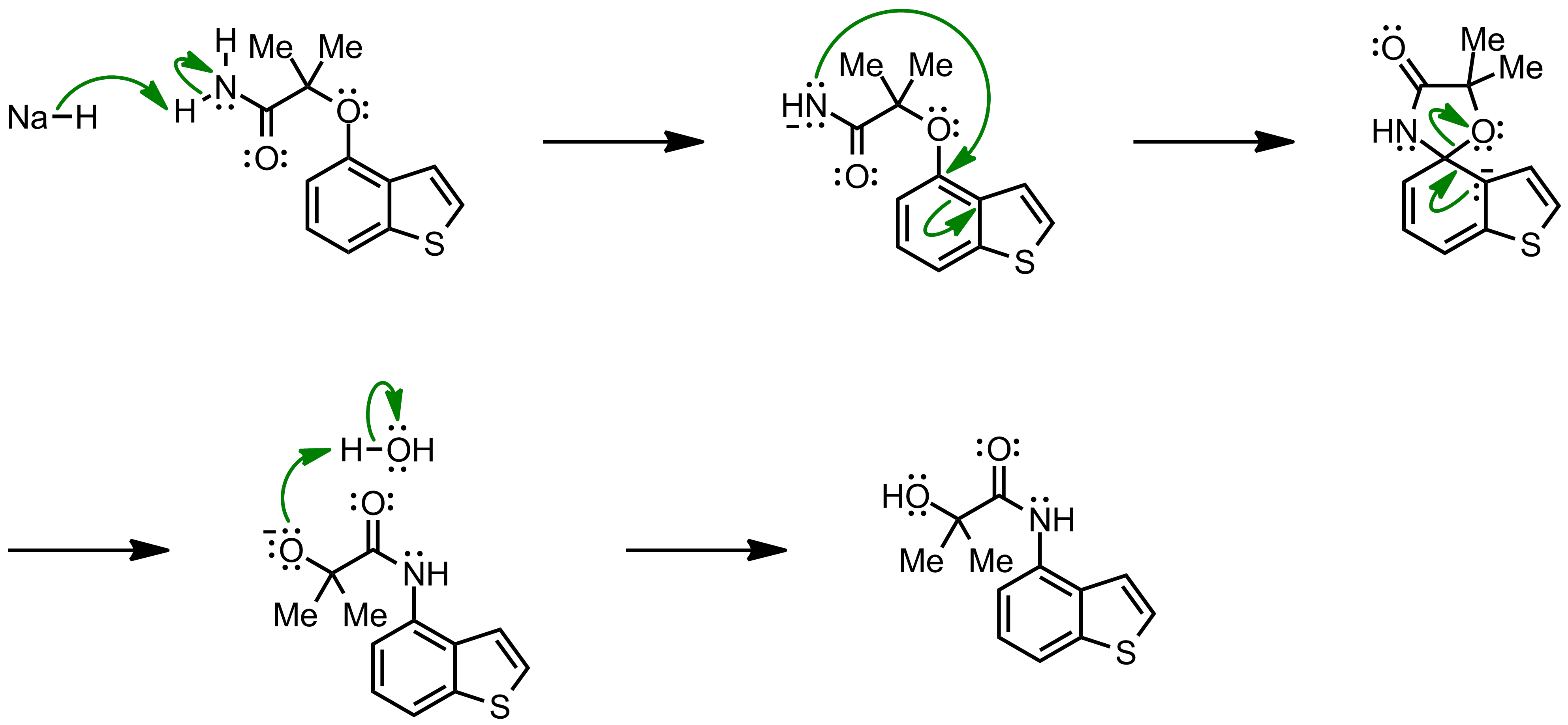 Mechanism of the Smiles Rearrangement