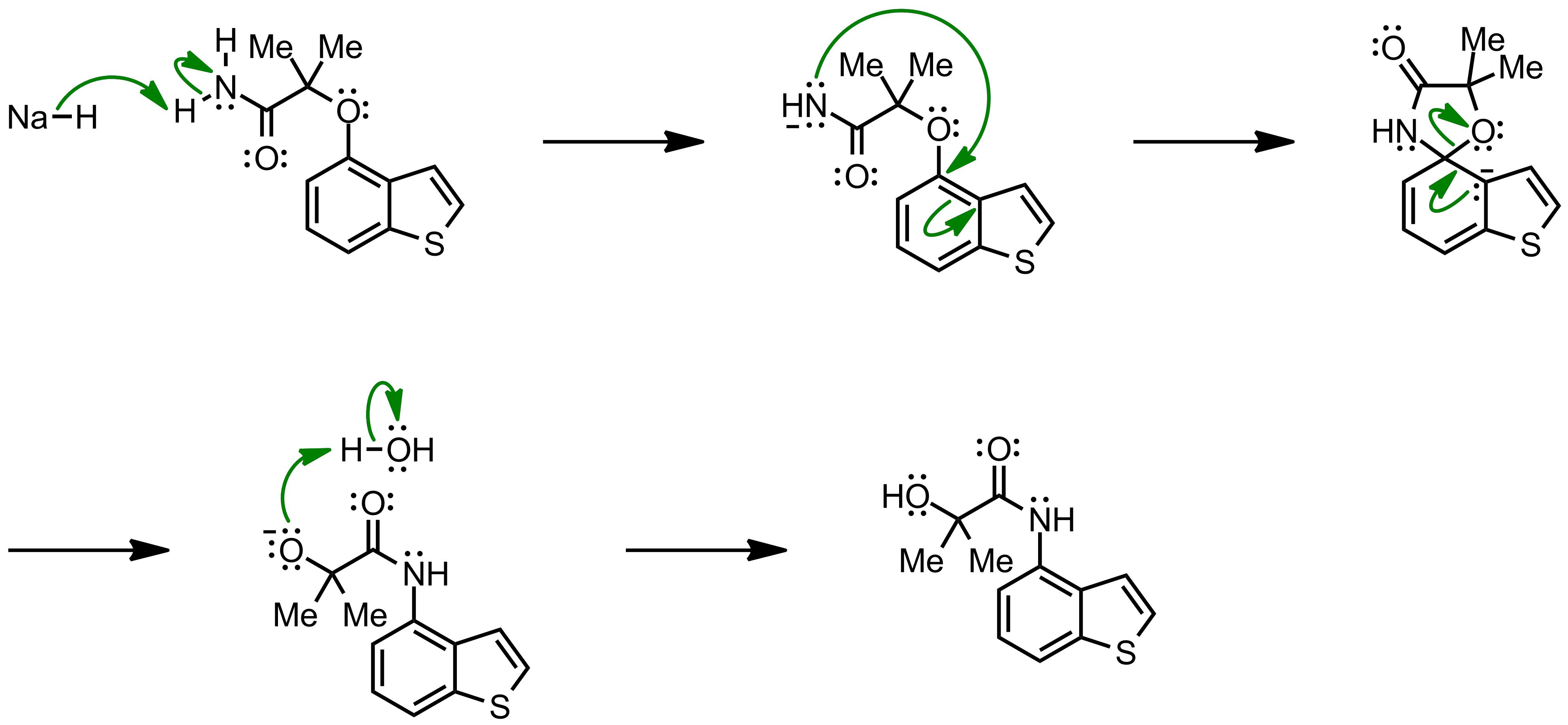 Mechanism of the Smiles Rearrangement
