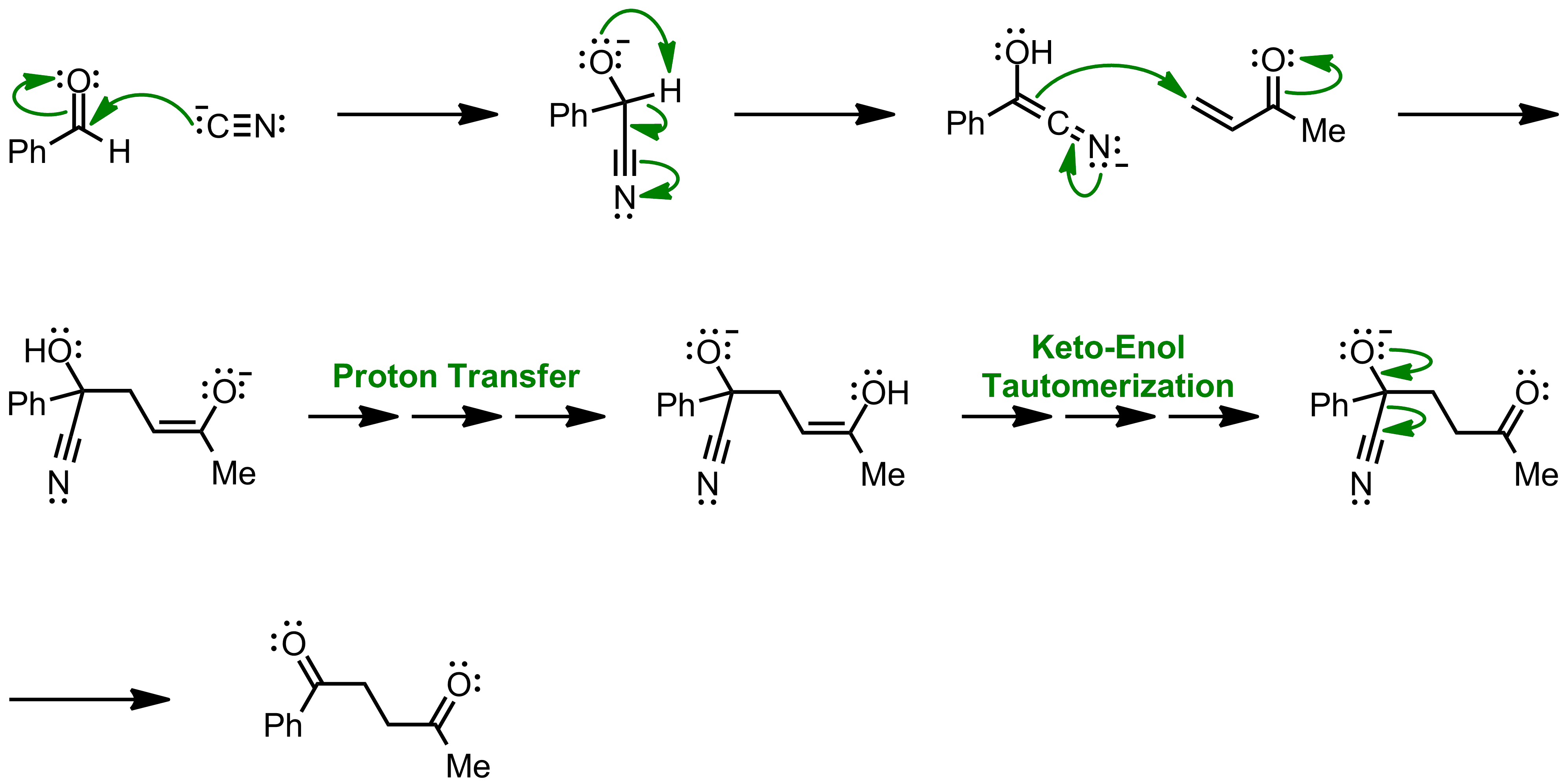 Mechanism of the Stetter Reaction