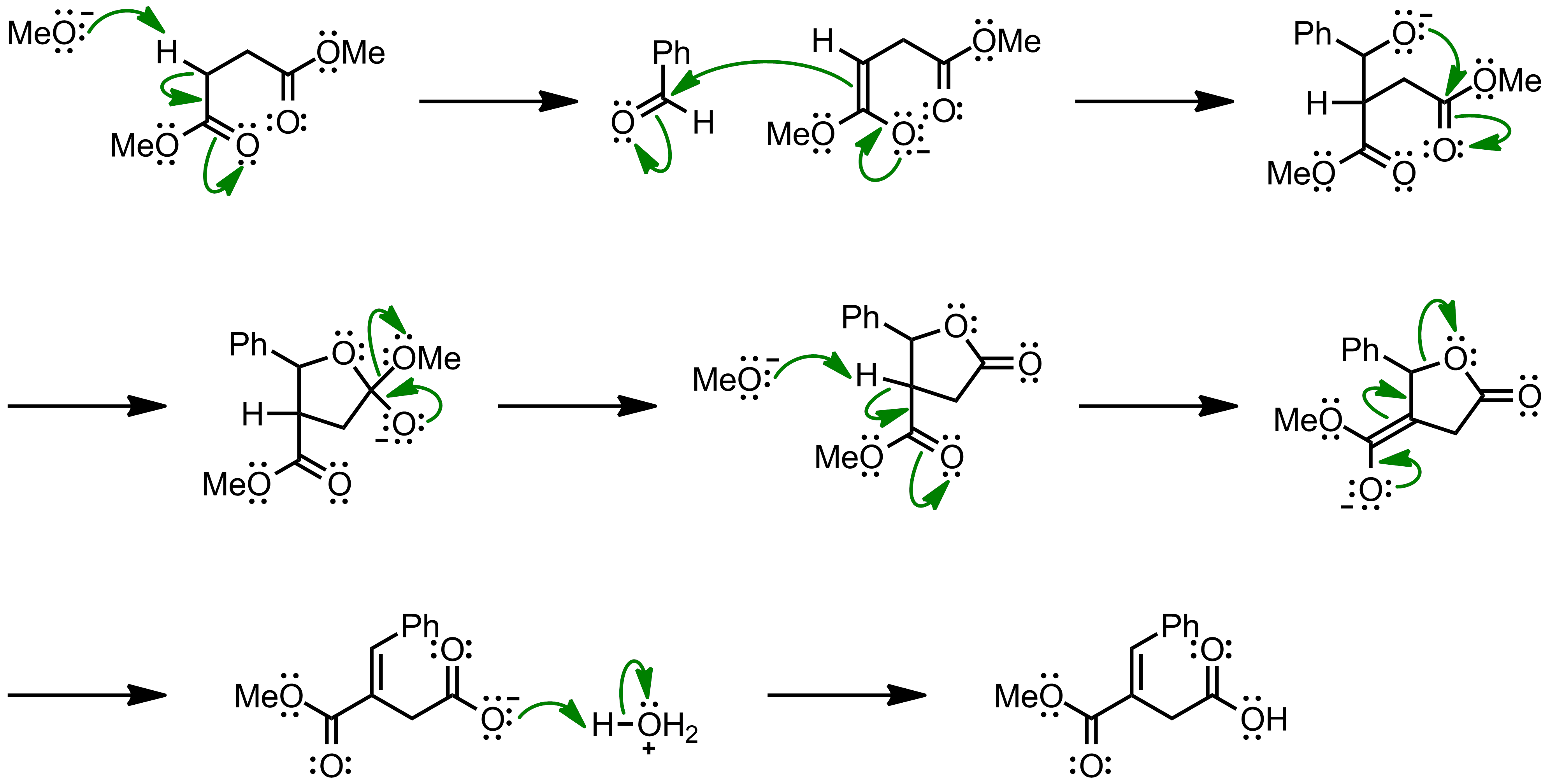 Mechanism of the Stobbe Condensation