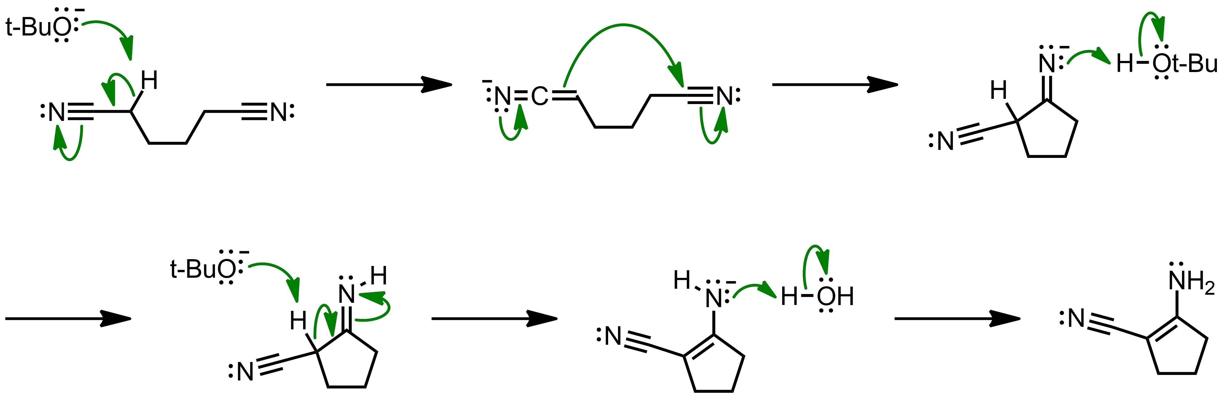 Mechanism of the Thorpe-Ziegler Reaction