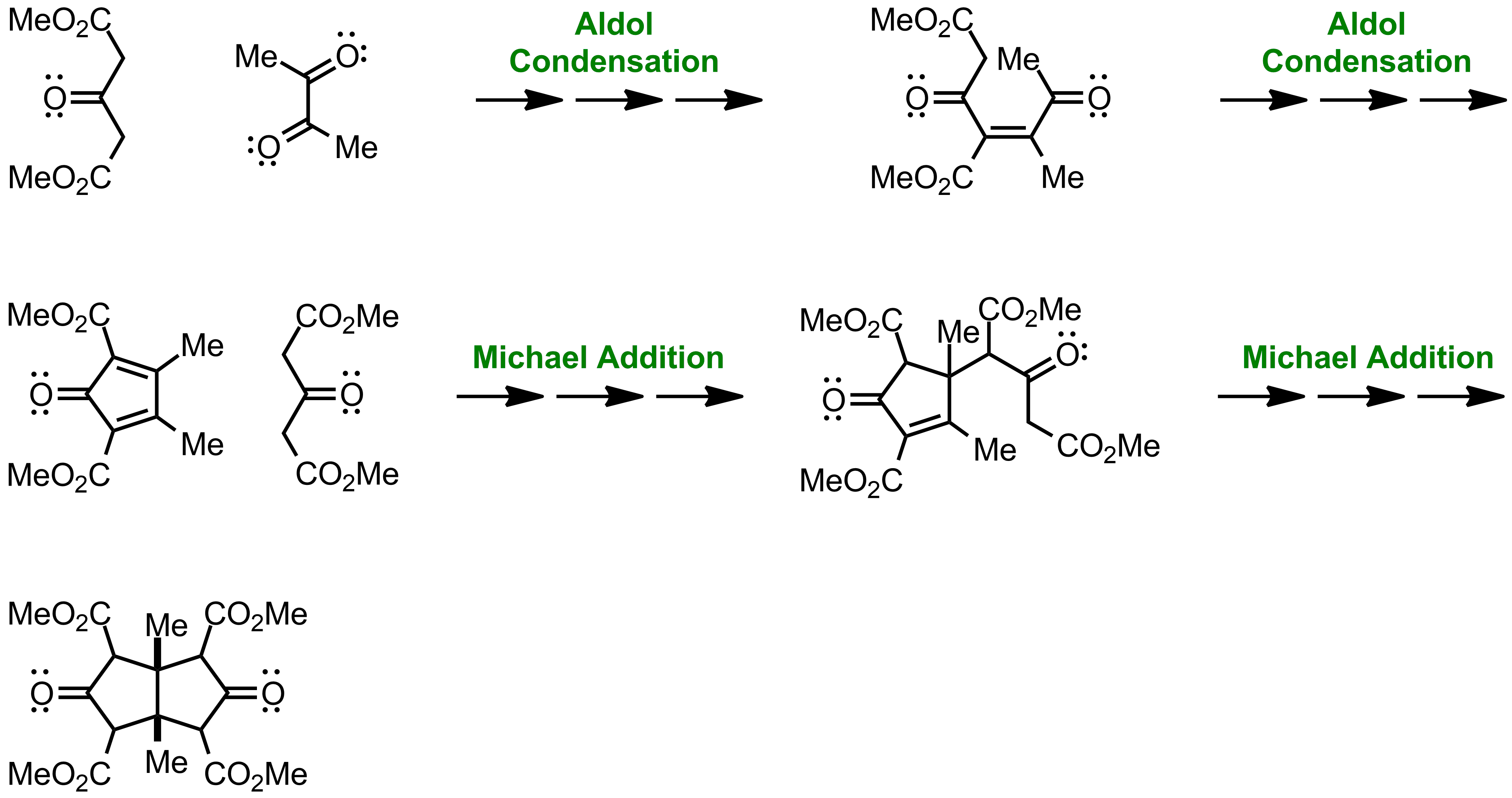 Mechanism of the Weiss-Cook Condensation