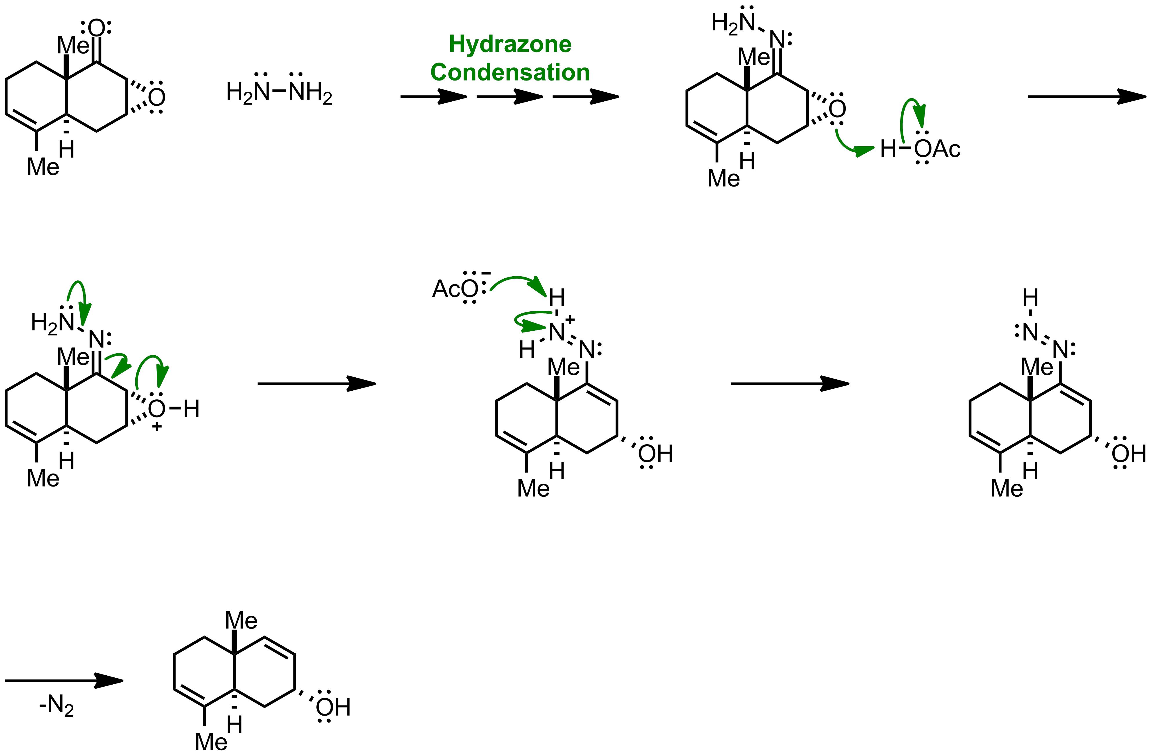 Mechanism of the Wharton Reaction