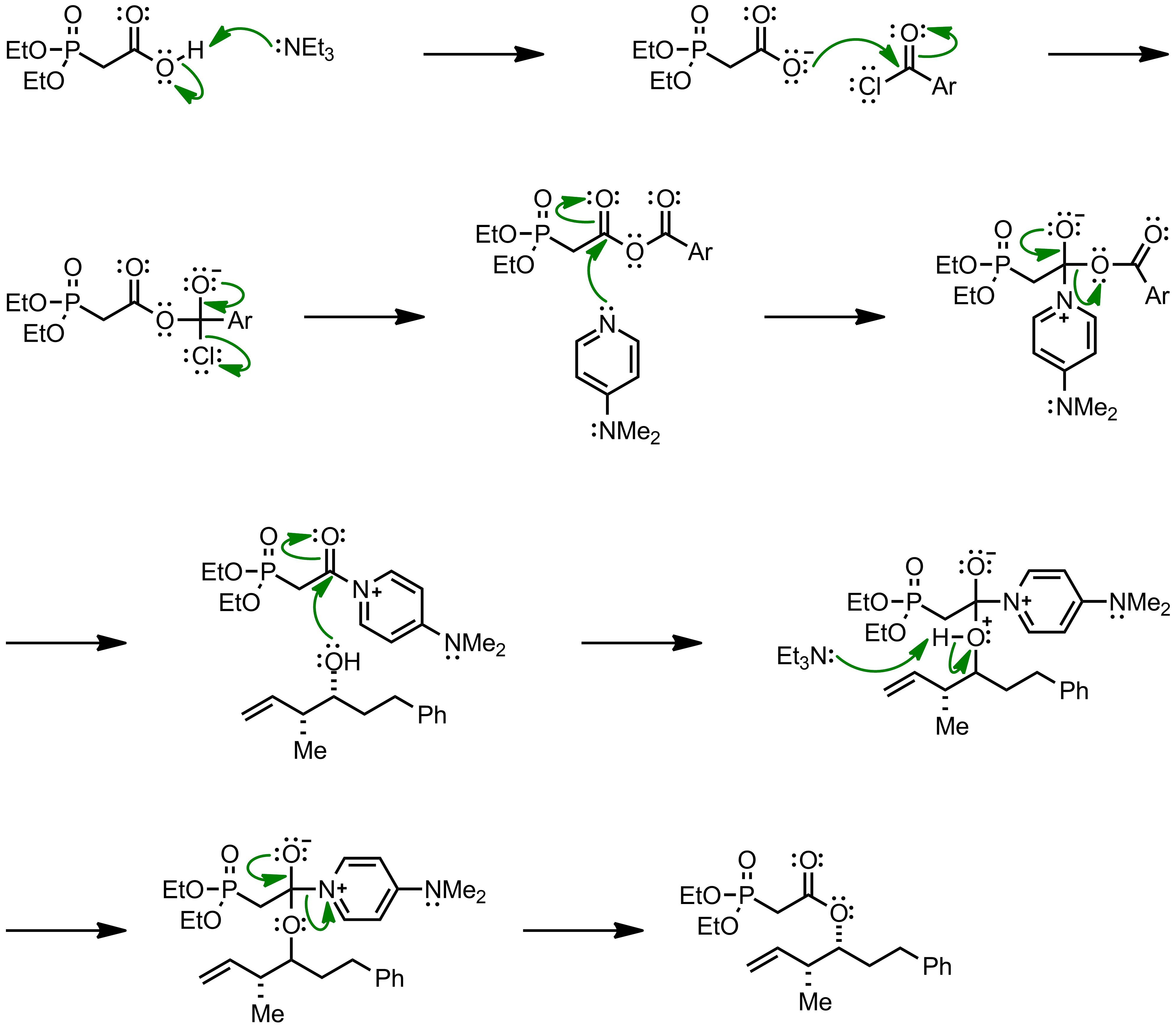 Mechanism of the Yamaguchi Esterification