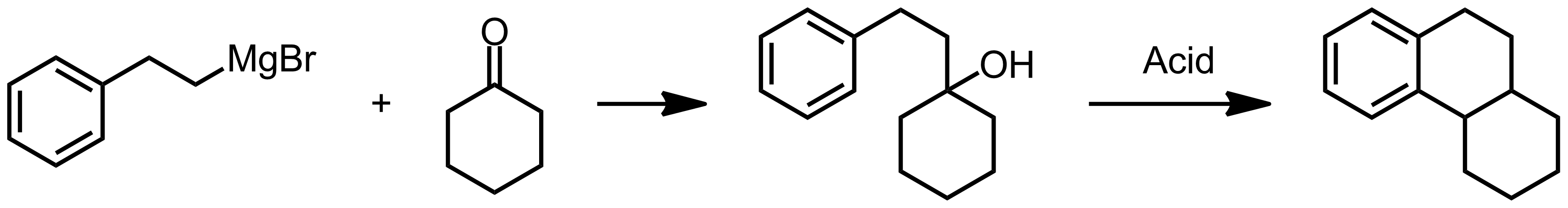 Schematic representation of the Bogert-Cook Synthesis.