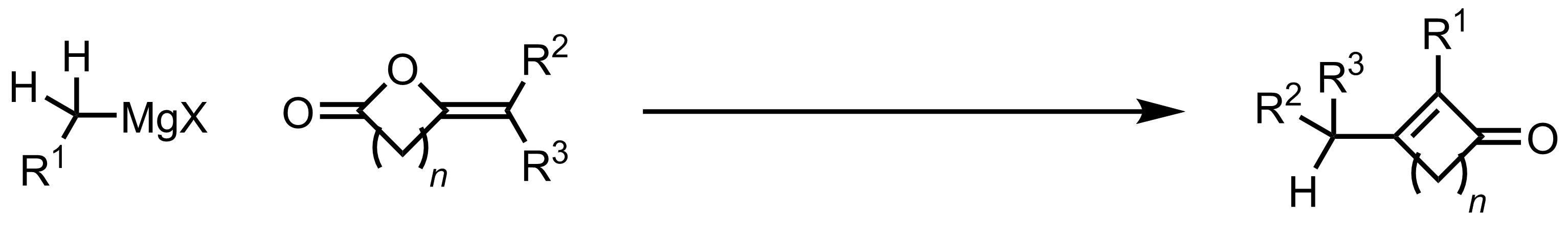Schematic representation of the Fujimoto-Belleau Reaction.