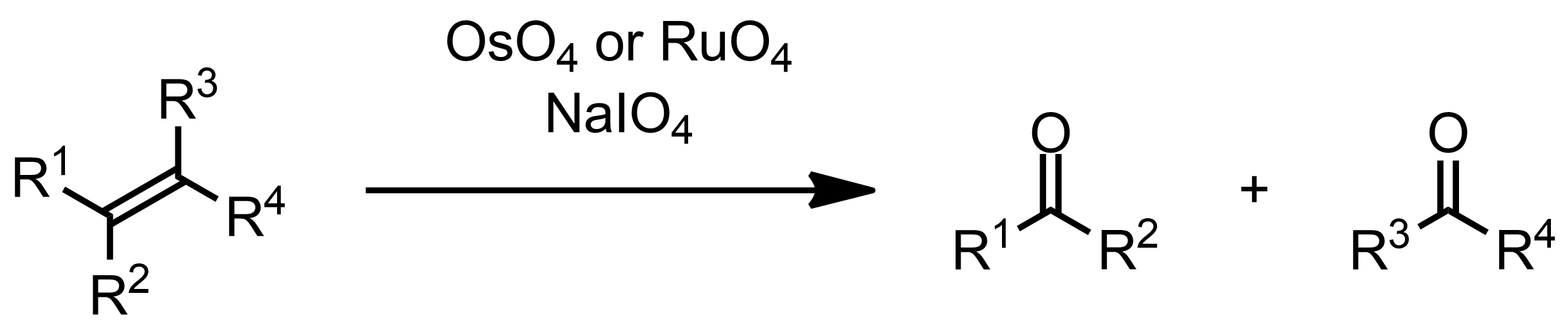 Schematic representation of the Lemieux-Johnson Oxidation.