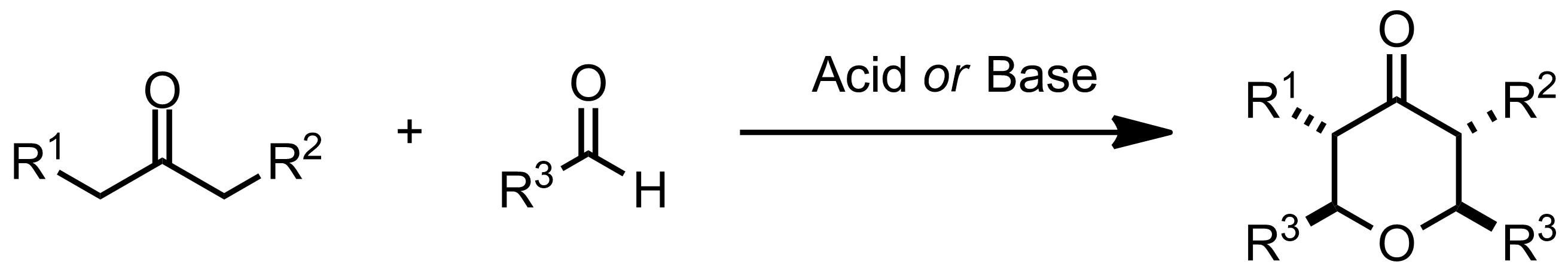 Schematic representation of the Maitland-Japp Reaction.